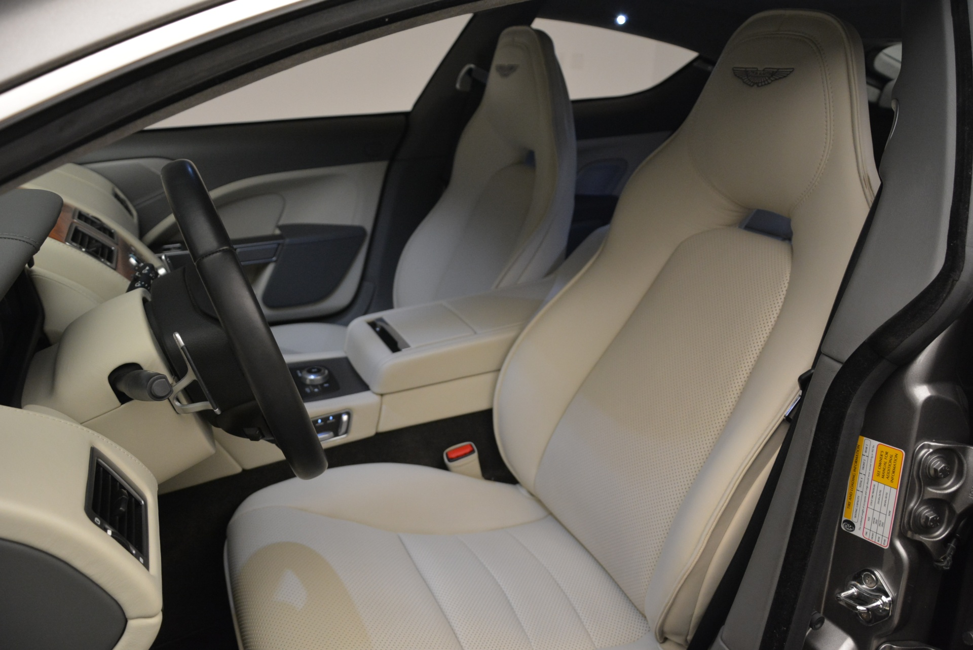 Used 2014 Aston Martin Rapide S  For Sale In Westport, CT 2079_p15