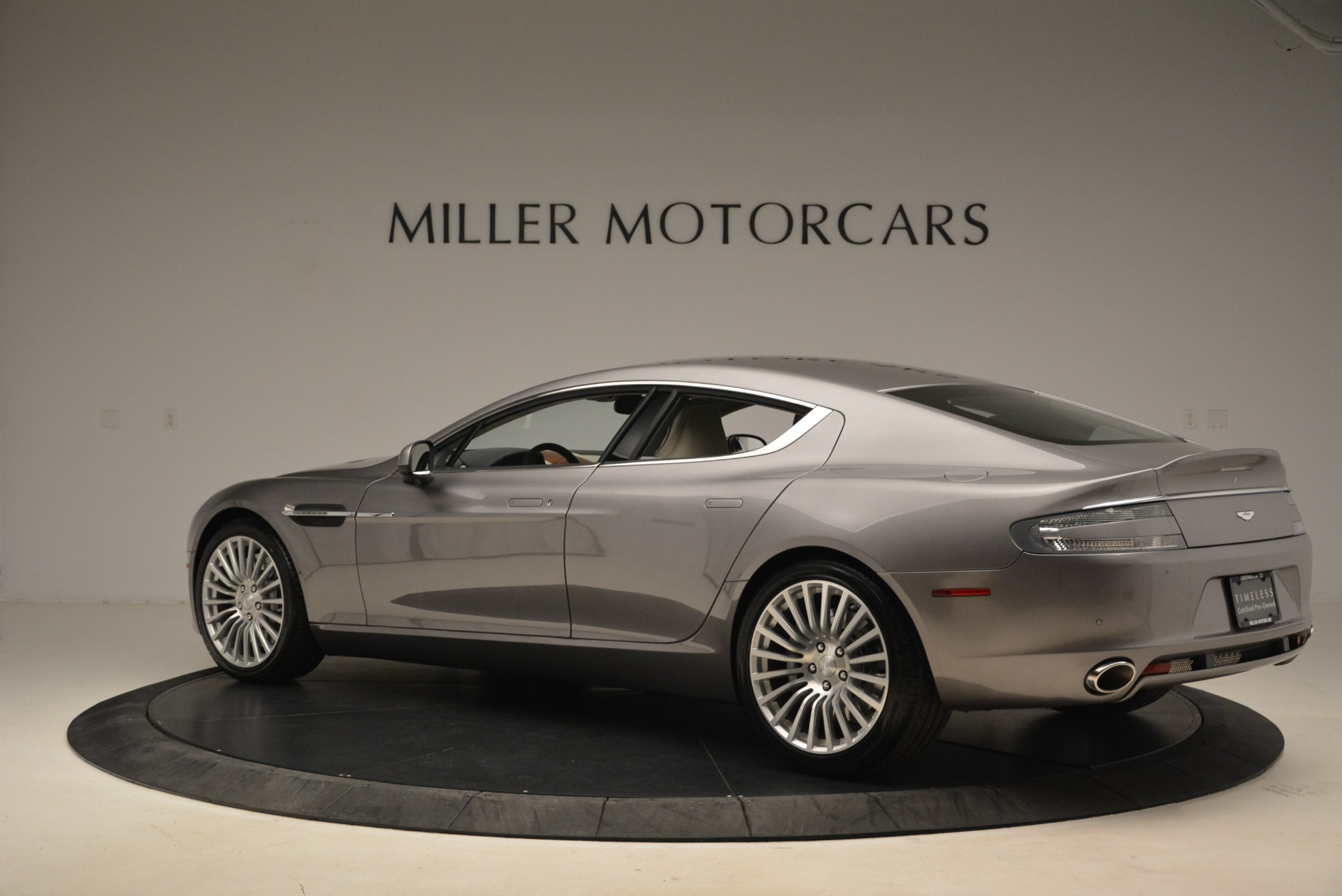 Used 2014 Aston Martin Rapide S  For Sale In Westport, CT 2079_p4