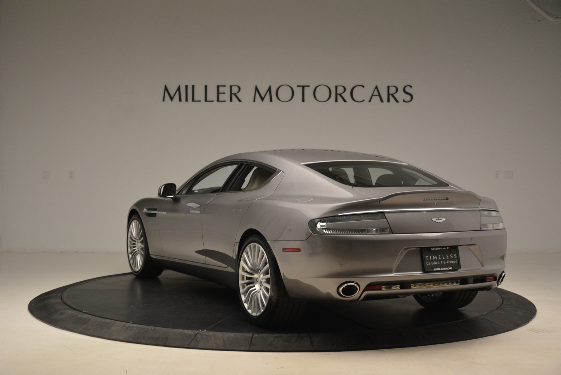 Used 2014 Aston Martin Rapide S  For Sale In Westport, CT 2079_p5