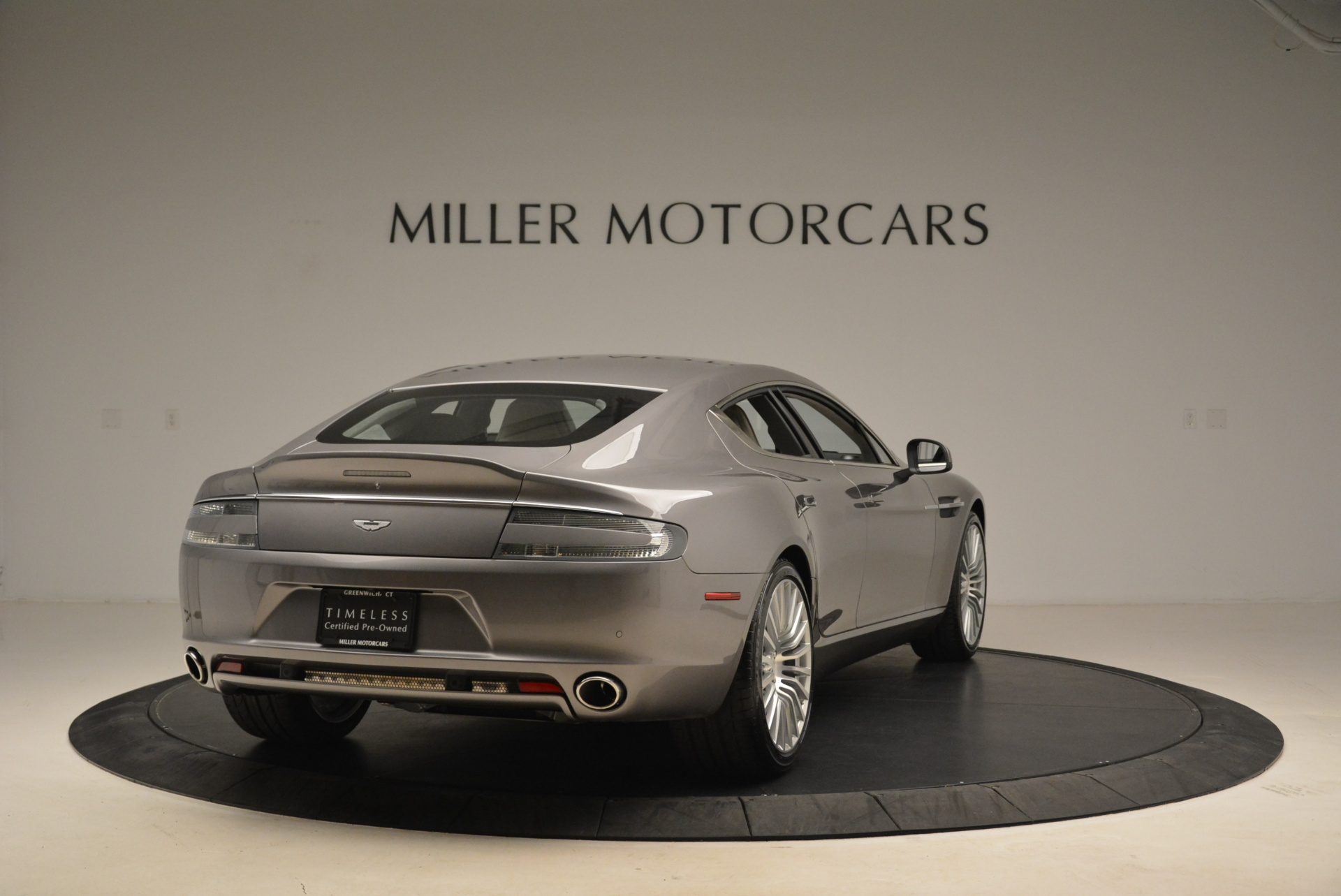 Used 2014 Aston Martin Rapide S  For Sale In Westport, CT 2079_p7