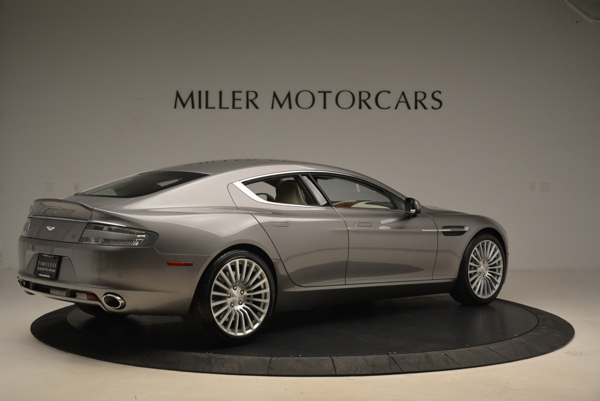 Used 2014 Aston Martin Rapide S  For Sale In Westport, CT 2079_p8