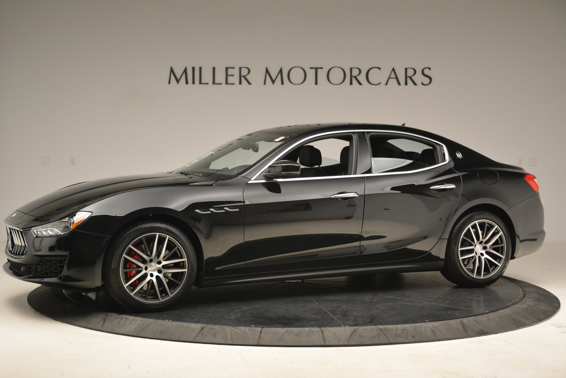 New 2018 Maserati Ghibli S Q4 For Sale In Westport, CT 2082_p3