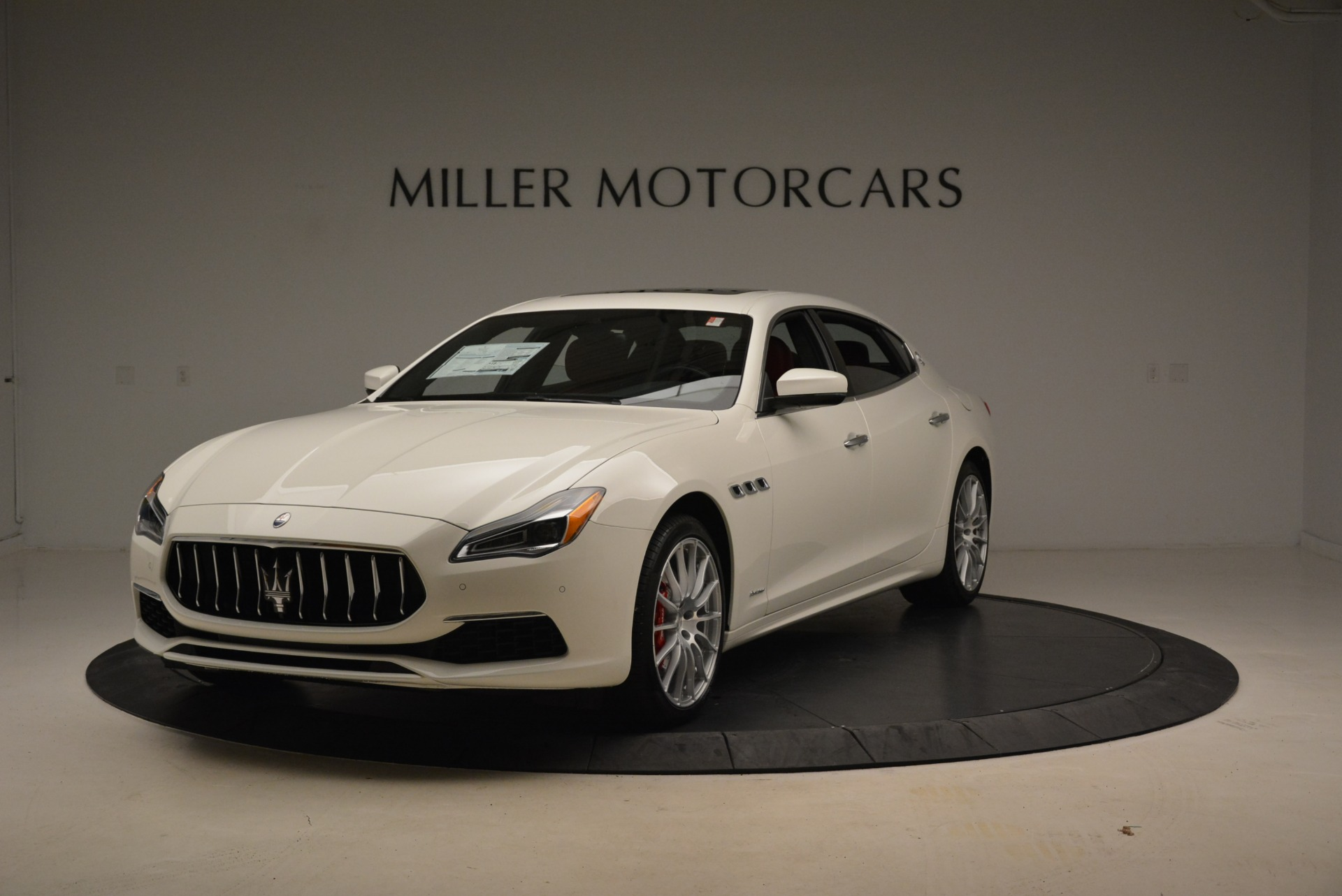 New 2018 Maserati Quattroporte S Q4 GranLusso For Sale In Westport, CT 2085_main