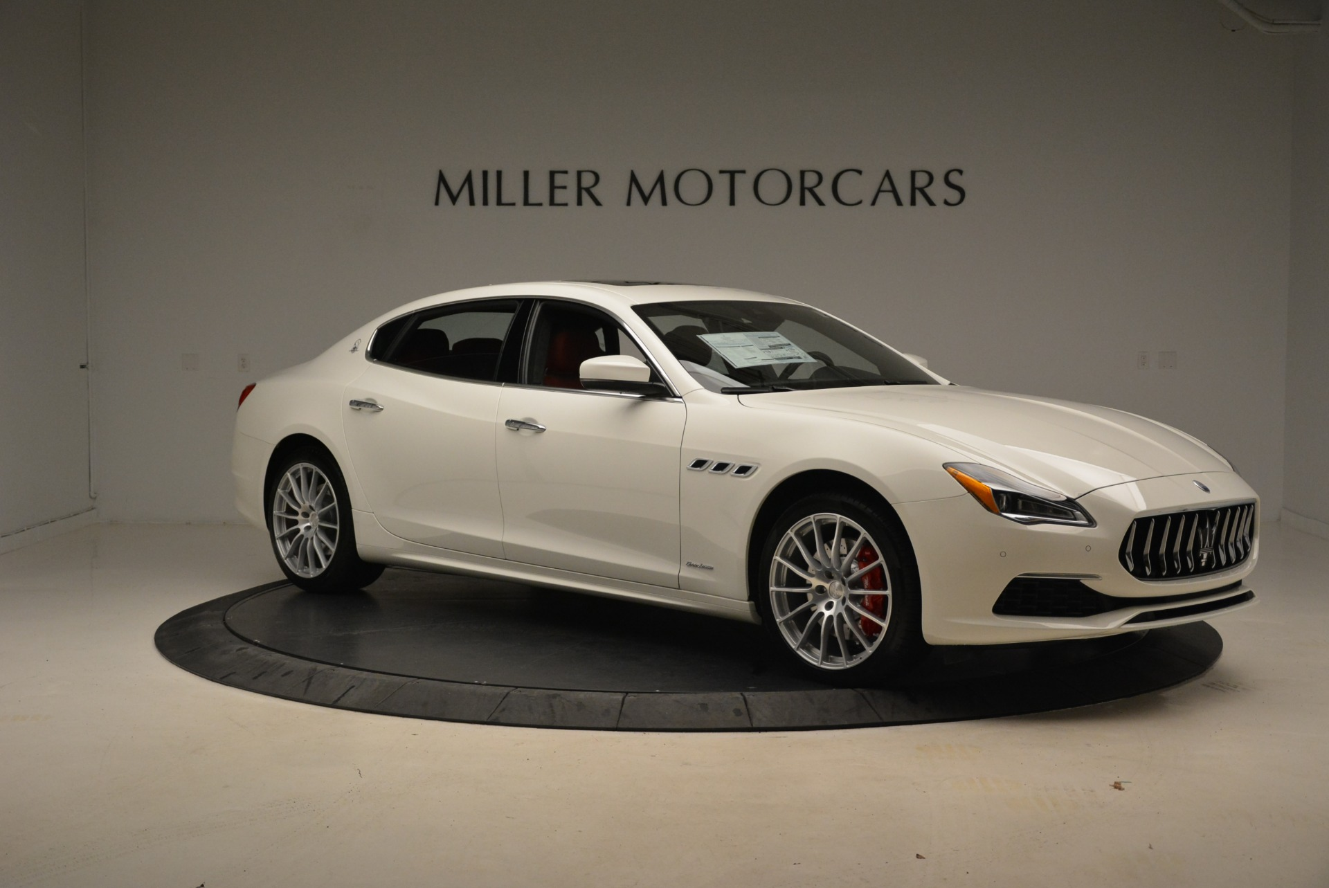 New 2018 Maserati Quattroporte S Q4 GranLusso For Sale In Westport, CT 2085_p14