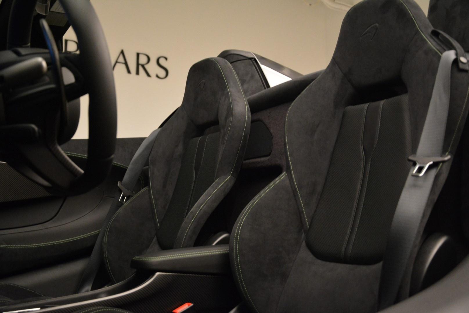 New 2018 McLaren 570S Spider For Sale In Westport, CT 2087_p27