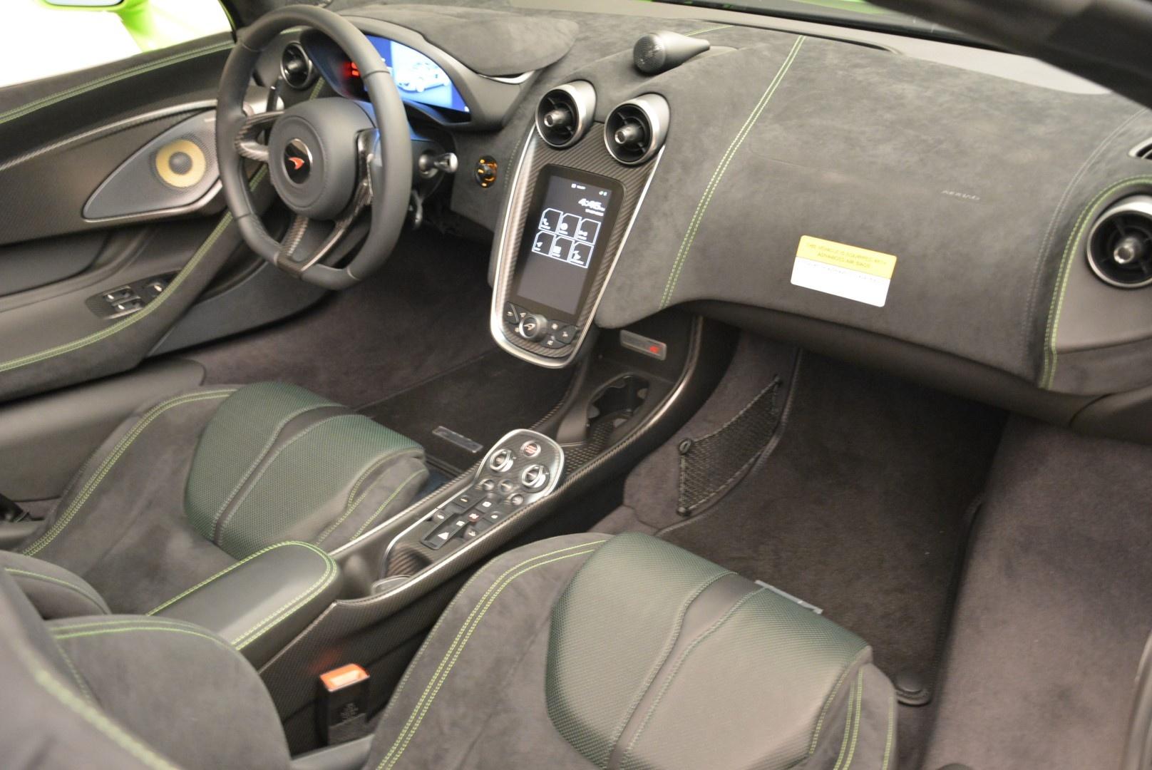 New 2018 McLaren 570S Spider For Sale In Westport, CT 2087_p29