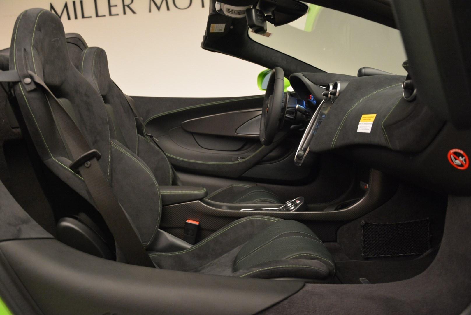 New 2018 McLaren 570S Spider For Sale In Westport, CT 2087_p30