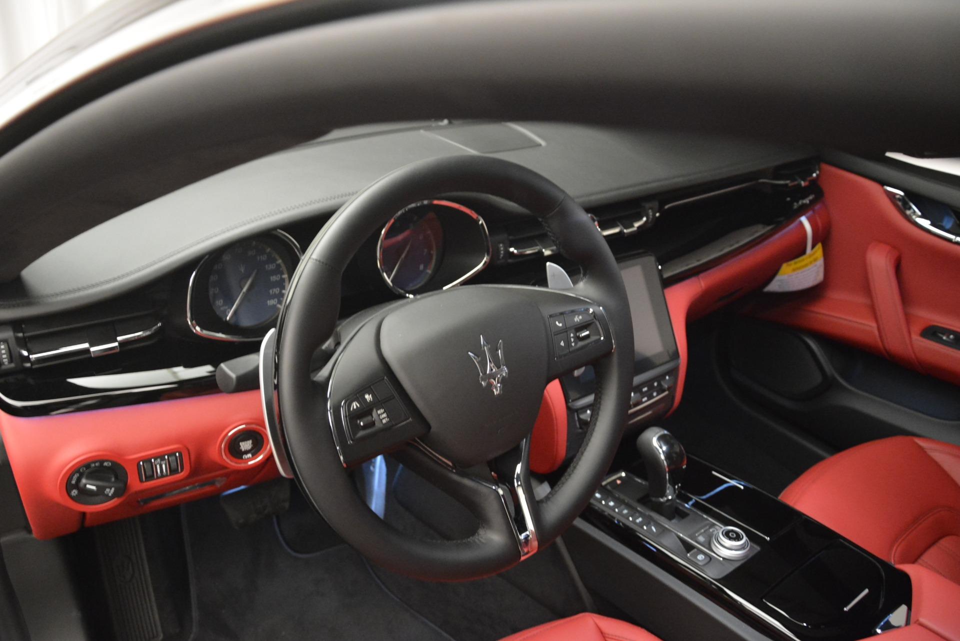 New 2018 Maserati Quattroporte S Q4 GranLusso For Sale In Westport, CT 2088_p17