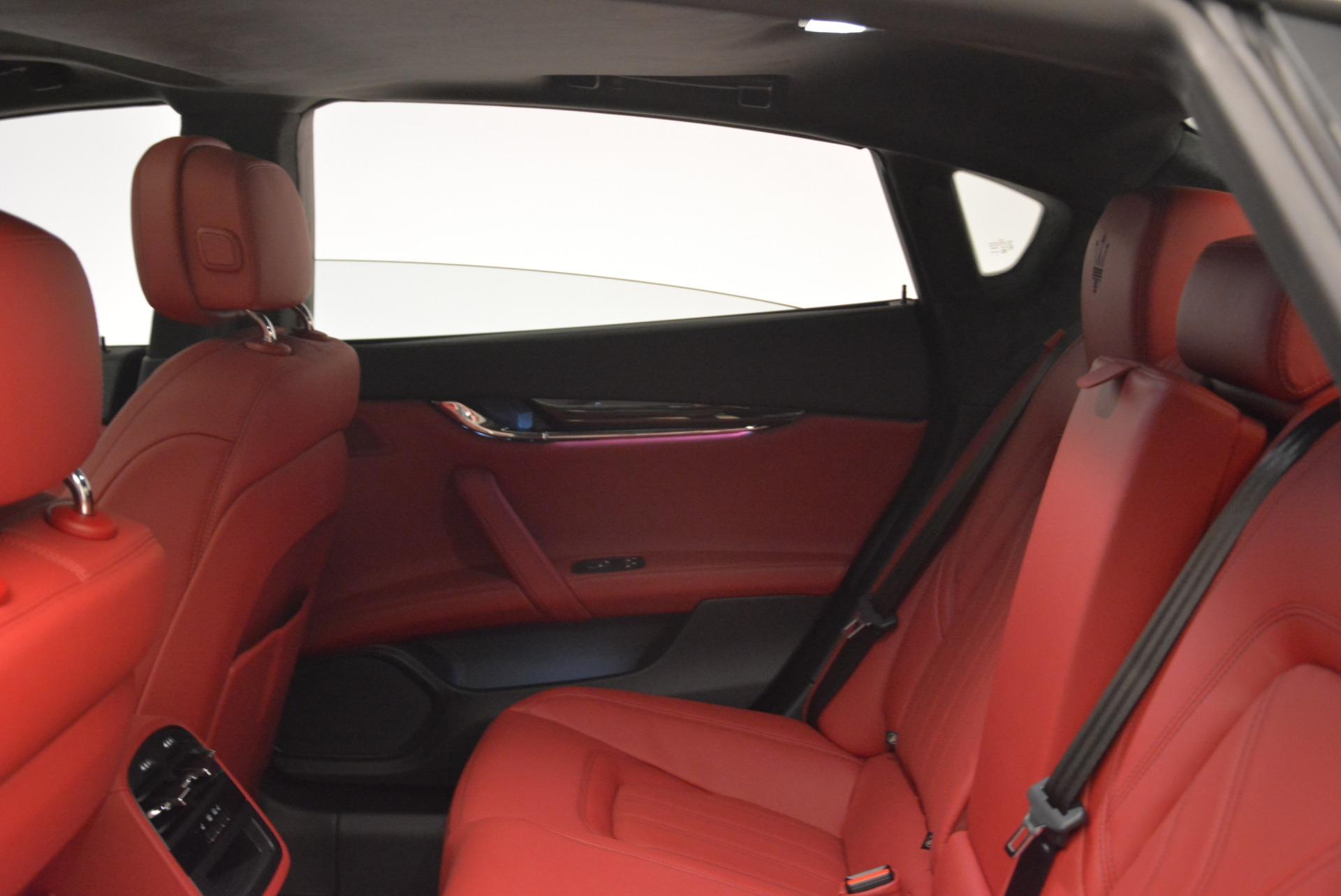 New 2018 Maserati Quattroporte S Q4 GranLusso For Sale In Westport, CT 2088_p21