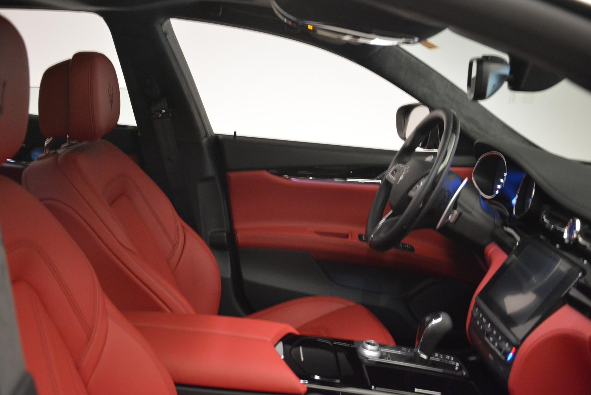 New 2018 Maserati Quattroporte S Q4 GranLusso For Sale In Westport, CT 2088_p24
