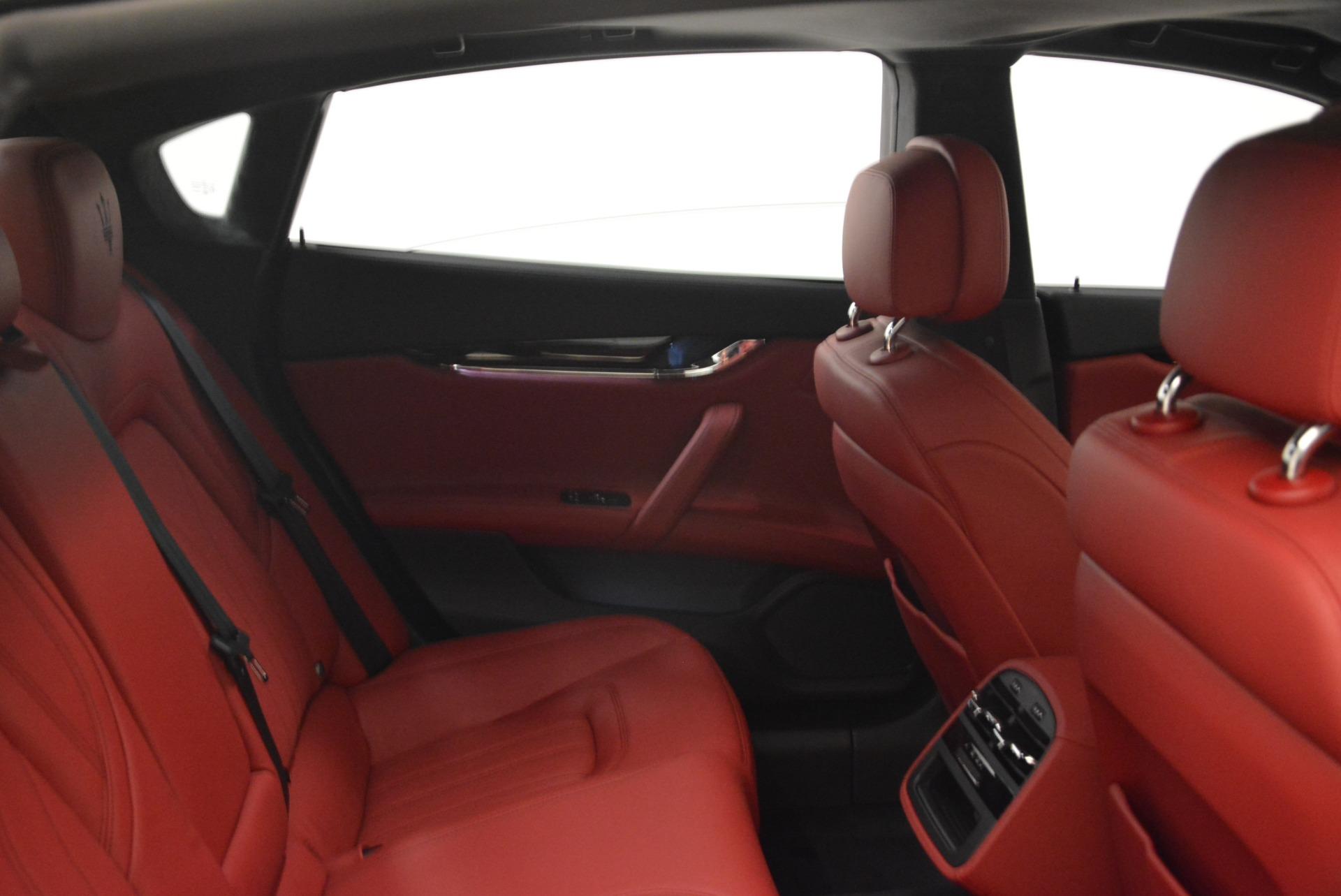 New 2018 Maserati Quattroporte S Q4 GranLusso For Sale In Westport, CT 2088_p28