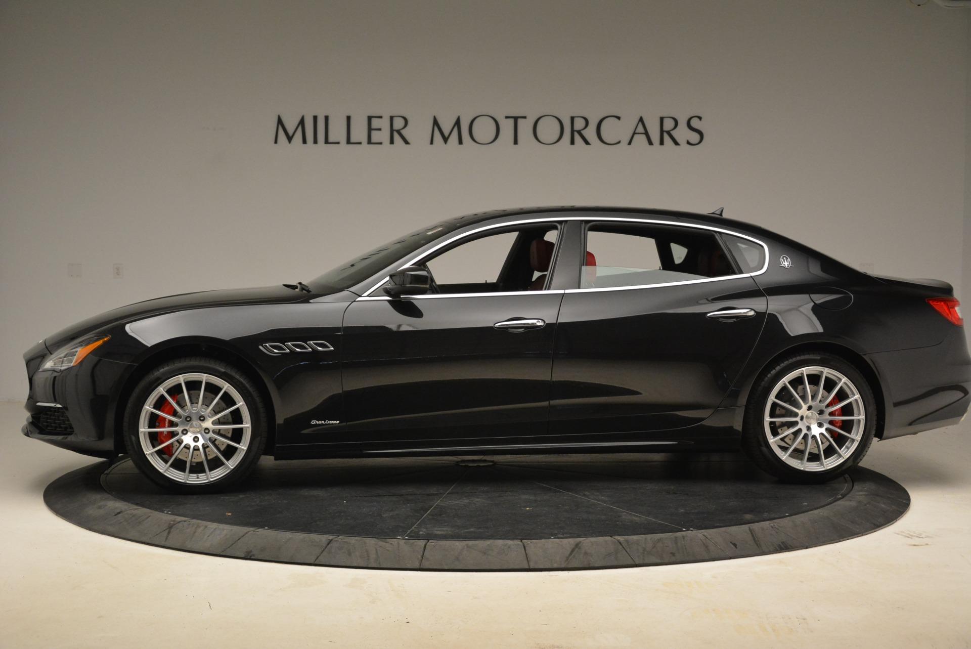 New 2018 Maserati Quattroporte S Q4 GranLusso For Sale In Westport, CT 2088_p4
