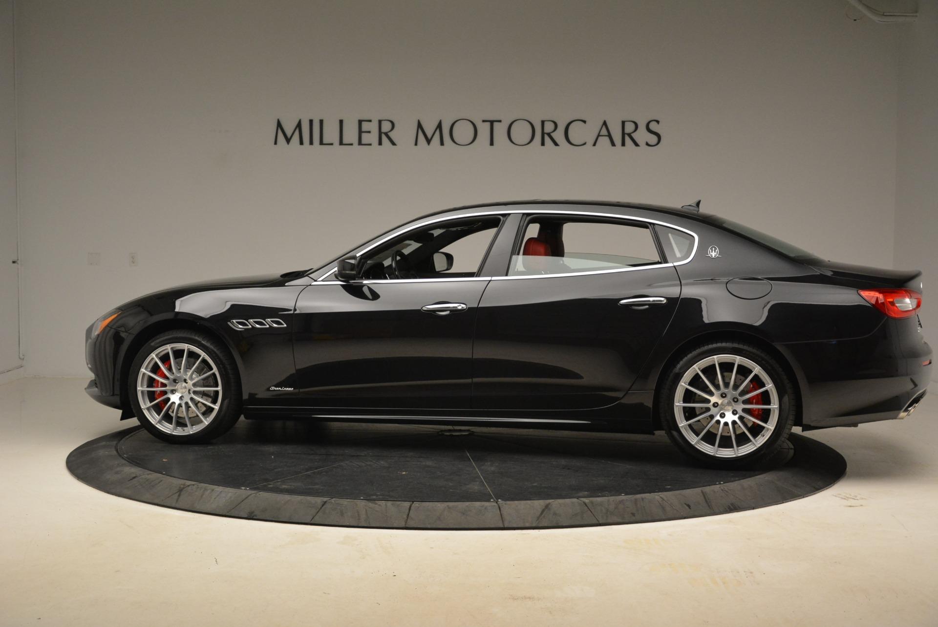 New 2018 Maserati Quattroporte S Q4 GranLusso For Sale In Westport, CT 2088_p5