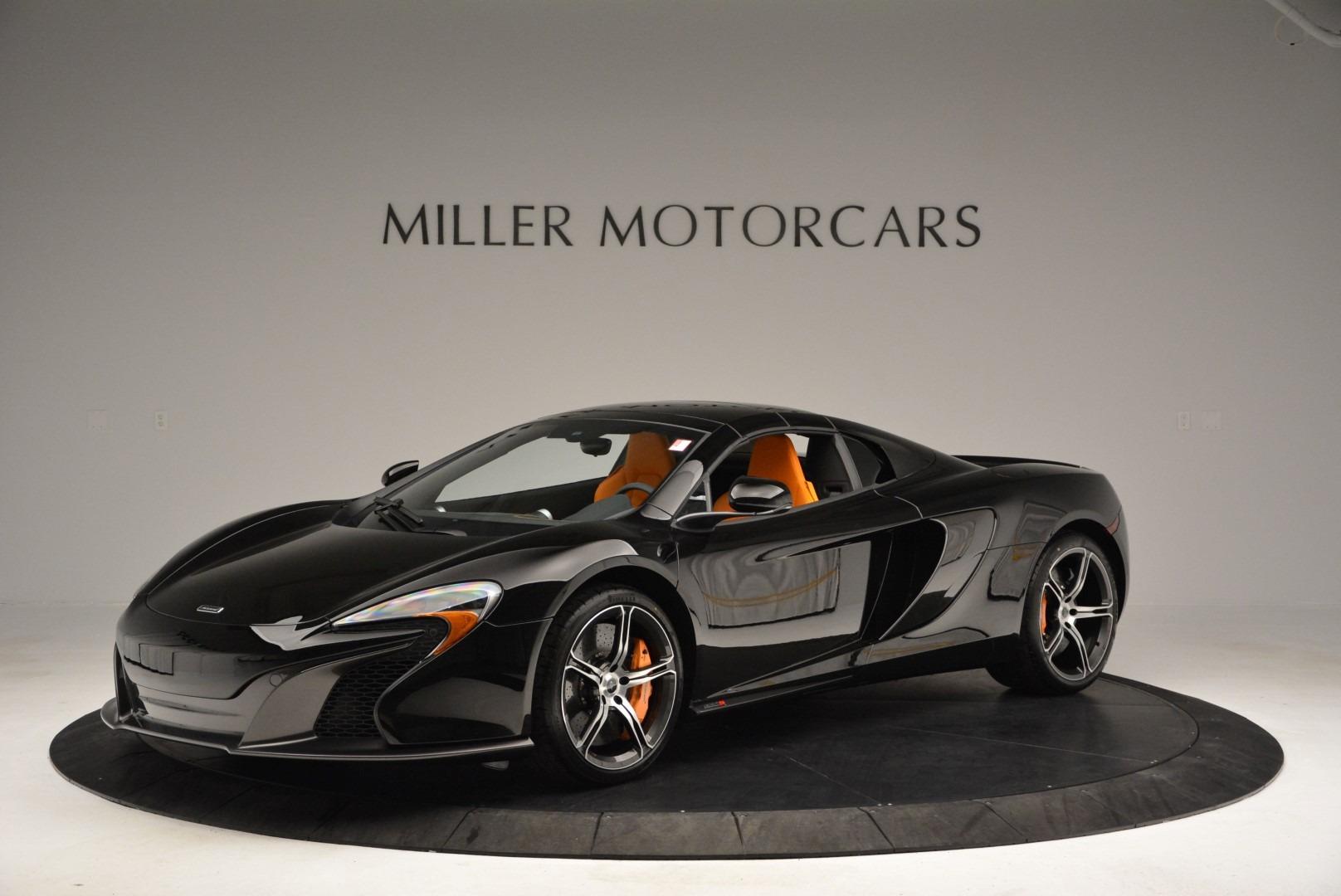 Used 2015 McLaren 650S Spider For Sale In Westport, CT 2089_p14