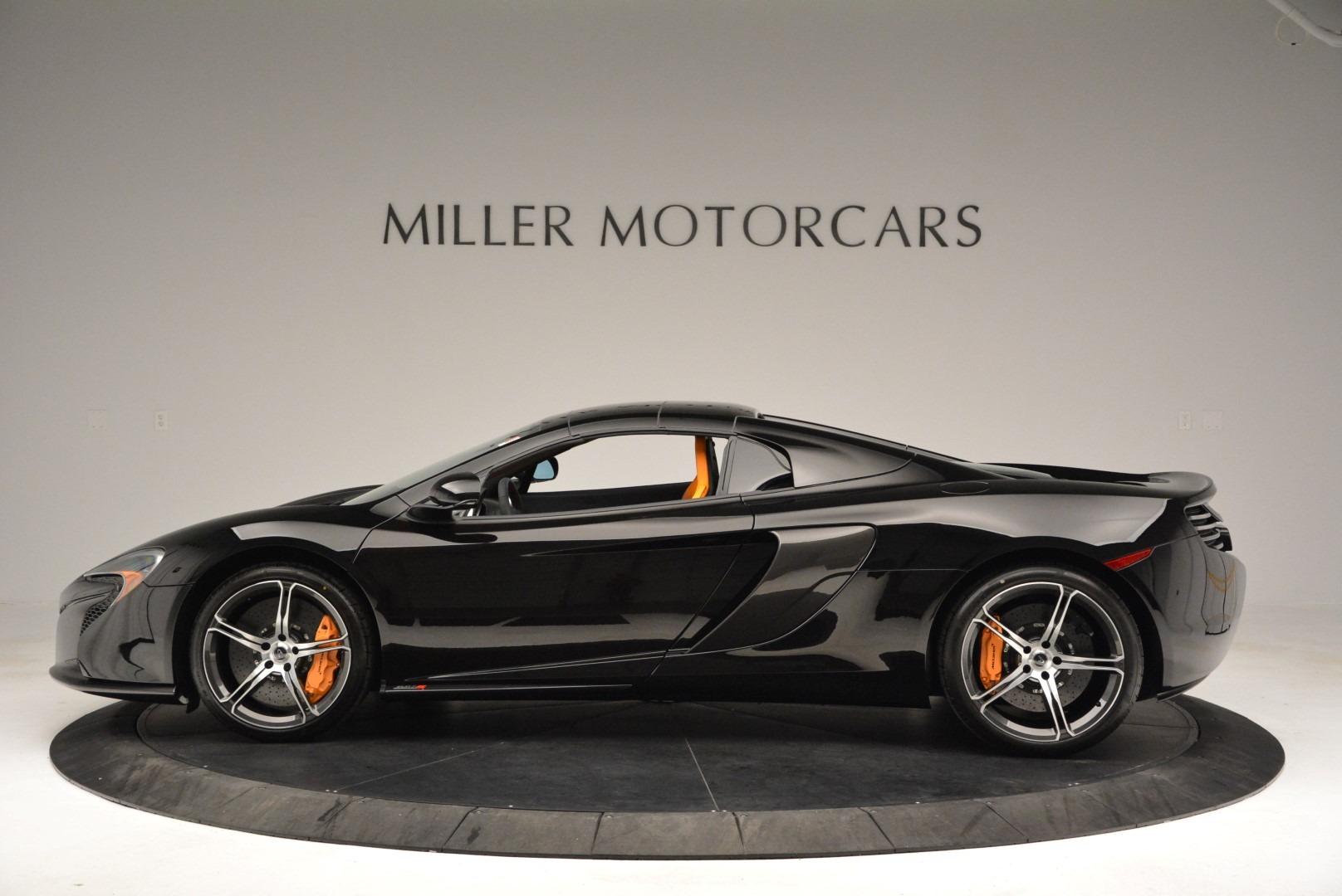 Used 2015 McLaren 650S Spider For Sale In Westport, CT 2089_p15