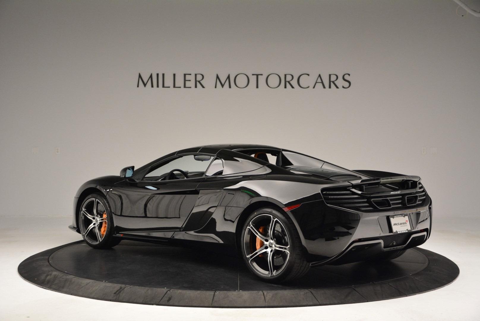 Used 2015 McLaren 650S Spider For Sale In Westport, CT 2089_p16