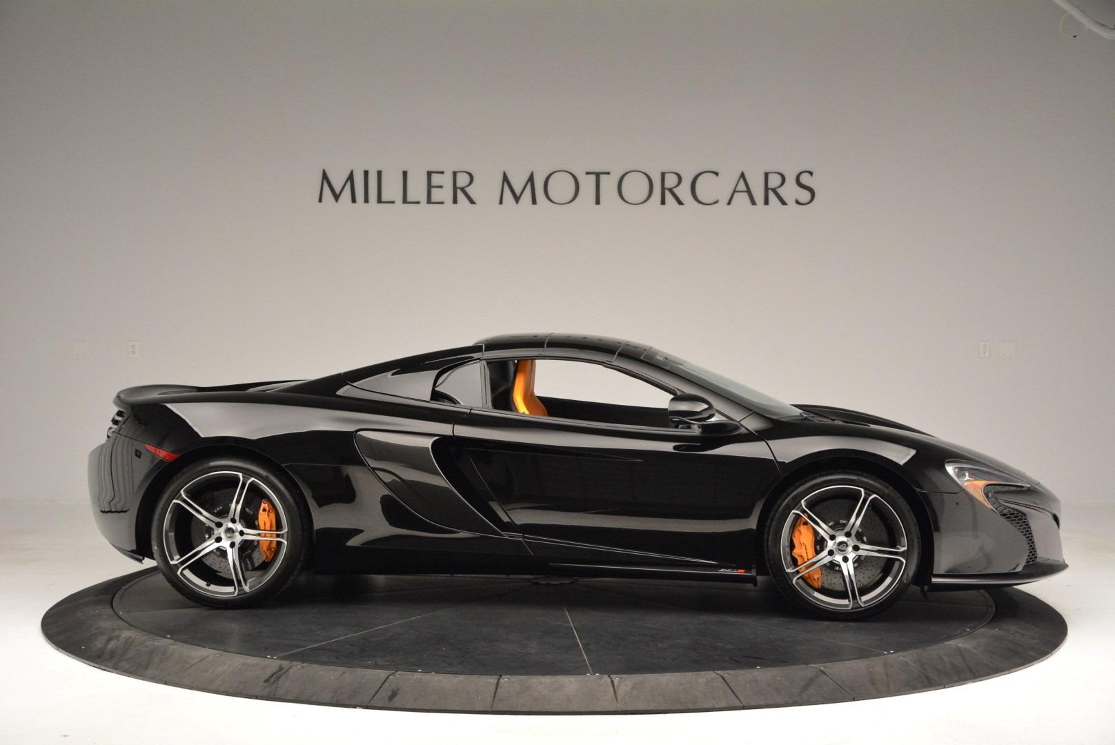 Used 2015 McLaren 650S Spider For Sale In Westport, CT 2089_p19