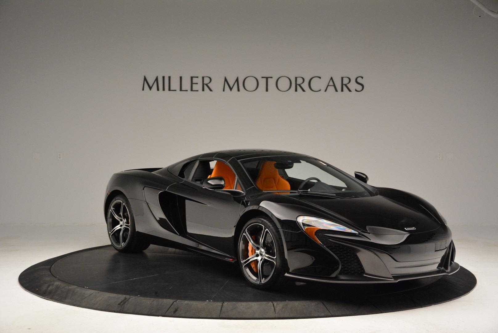 Used 2015 McLaren 650S Spider For Sale In Westport, CT 2089_p20