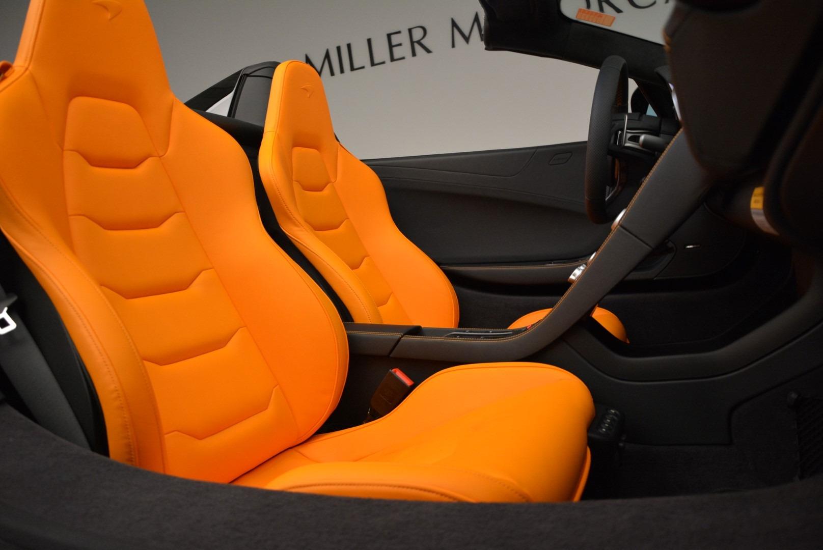 Used 2015 McLaren 650S Spider For Sale In Westport, CT 2089_p28