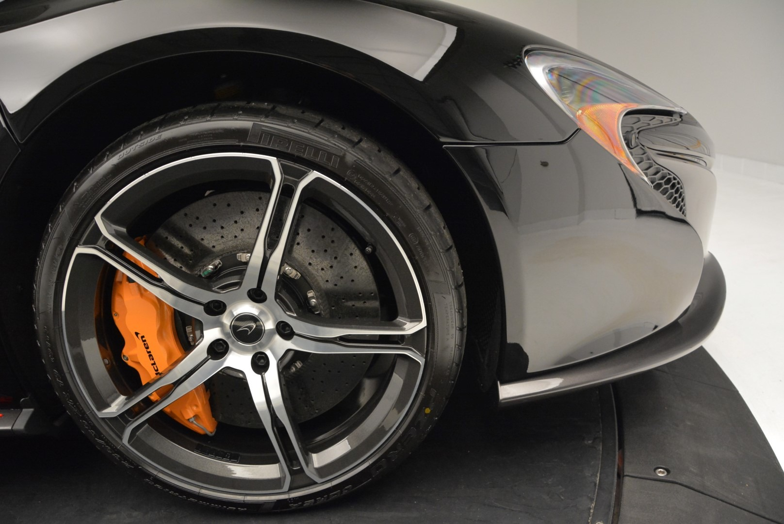 Used 2015 McLaren 650S Spider For Sale In Westport, CT 2089_p29