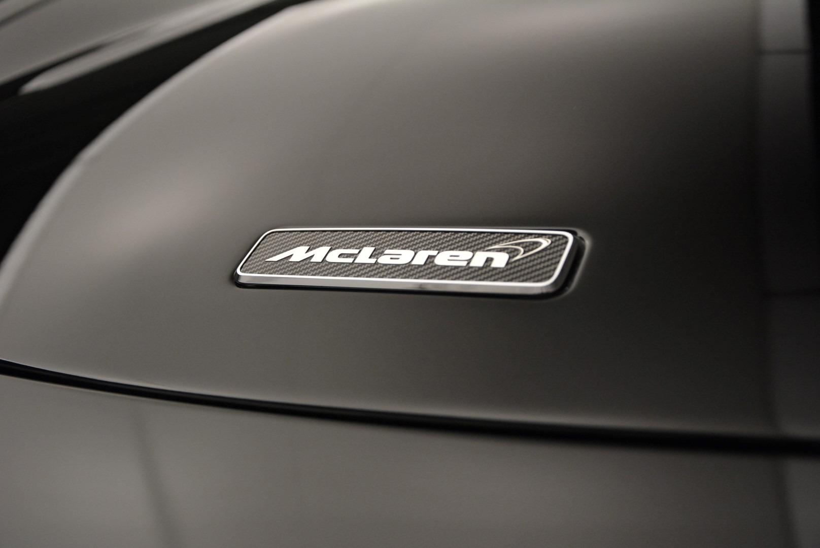 Used 2015 McLaren 650S Spider For Sale In Westport, CT 2089_p31
