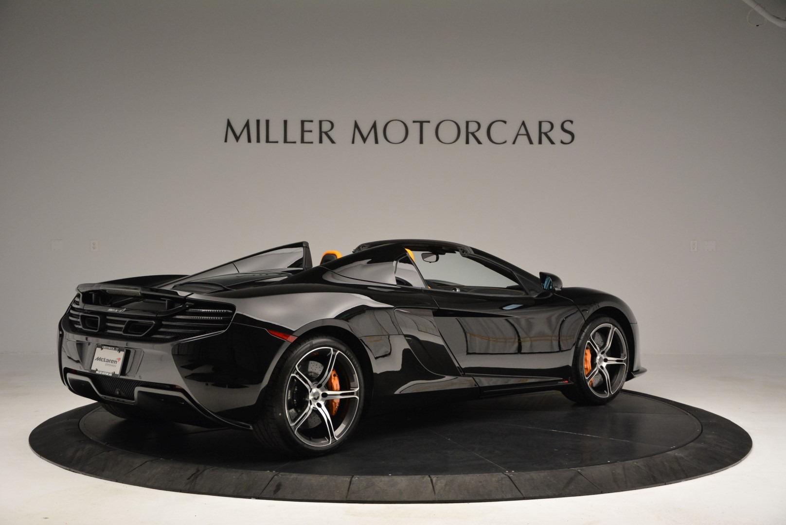 Used 2015 McLaren 650S Spider For Sale In Westport, CT 2089_p8