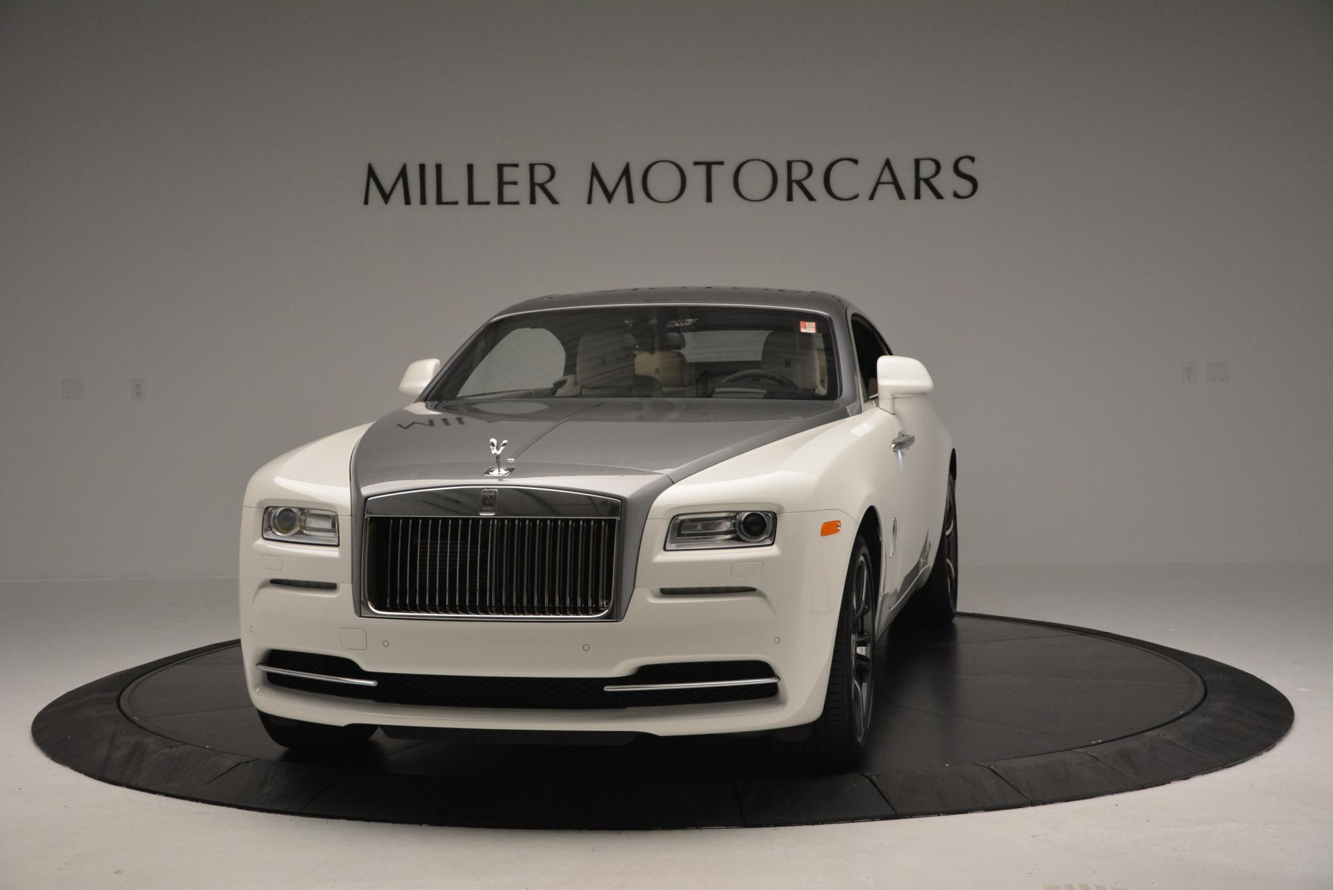 Used 2016 Rolls-Royce Wraith  For Sale In Westport, CT 209_main