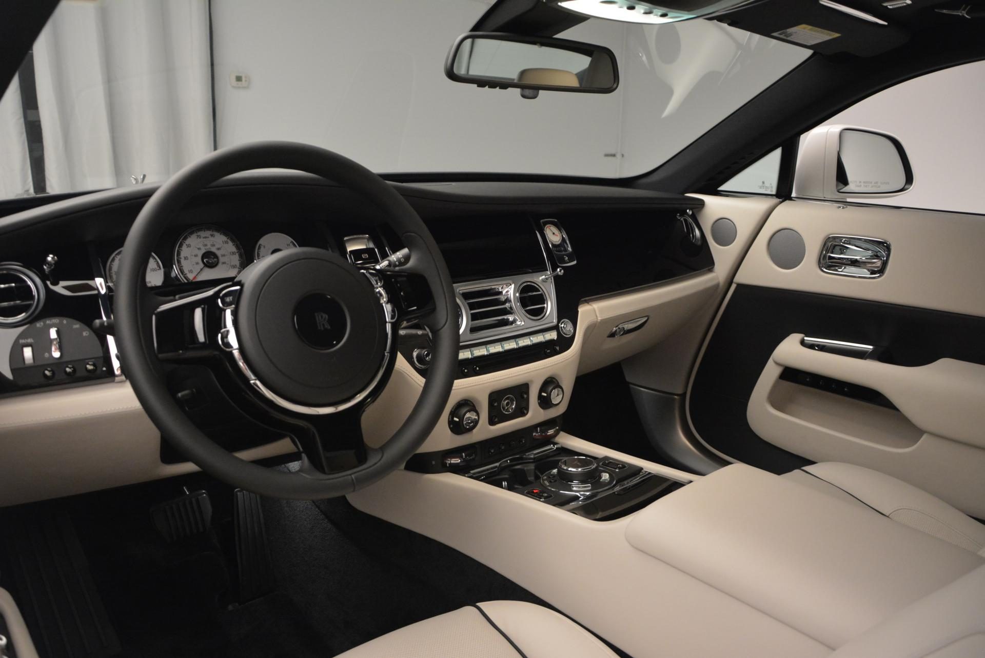 Used 2016 Rolls-Royce Wraith  For Sale In Westport, CT 209_p18