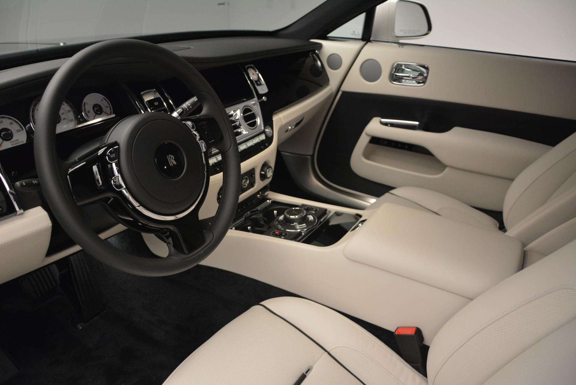Used 2016 Rolls-Royce Wraith  For Sale In Westport, CT 209_p19