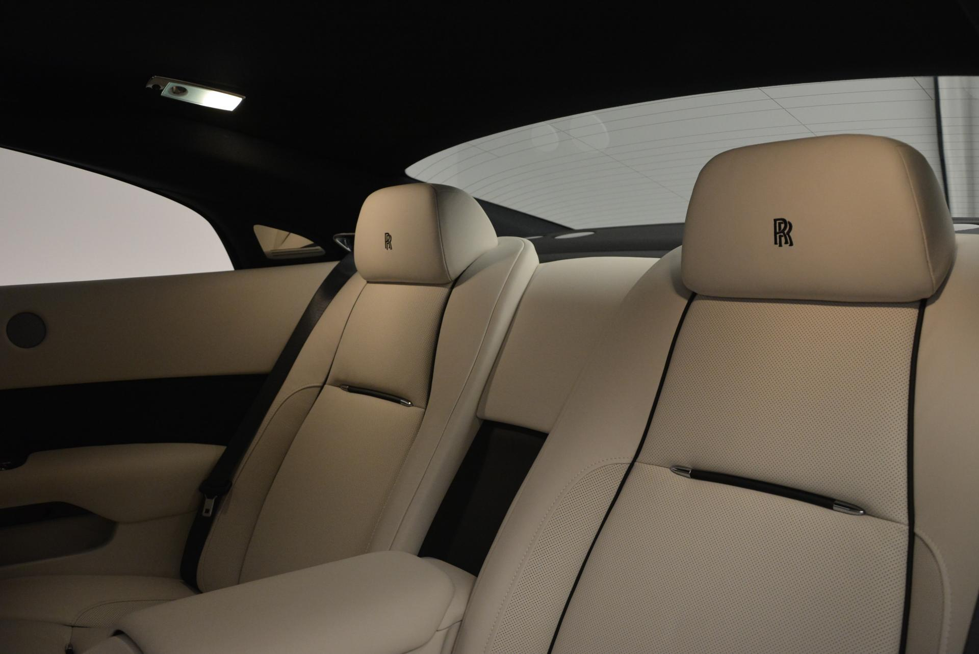 Used 2016 Rolls-Royce Wraith  For Sale In Westport, CT 209_p23