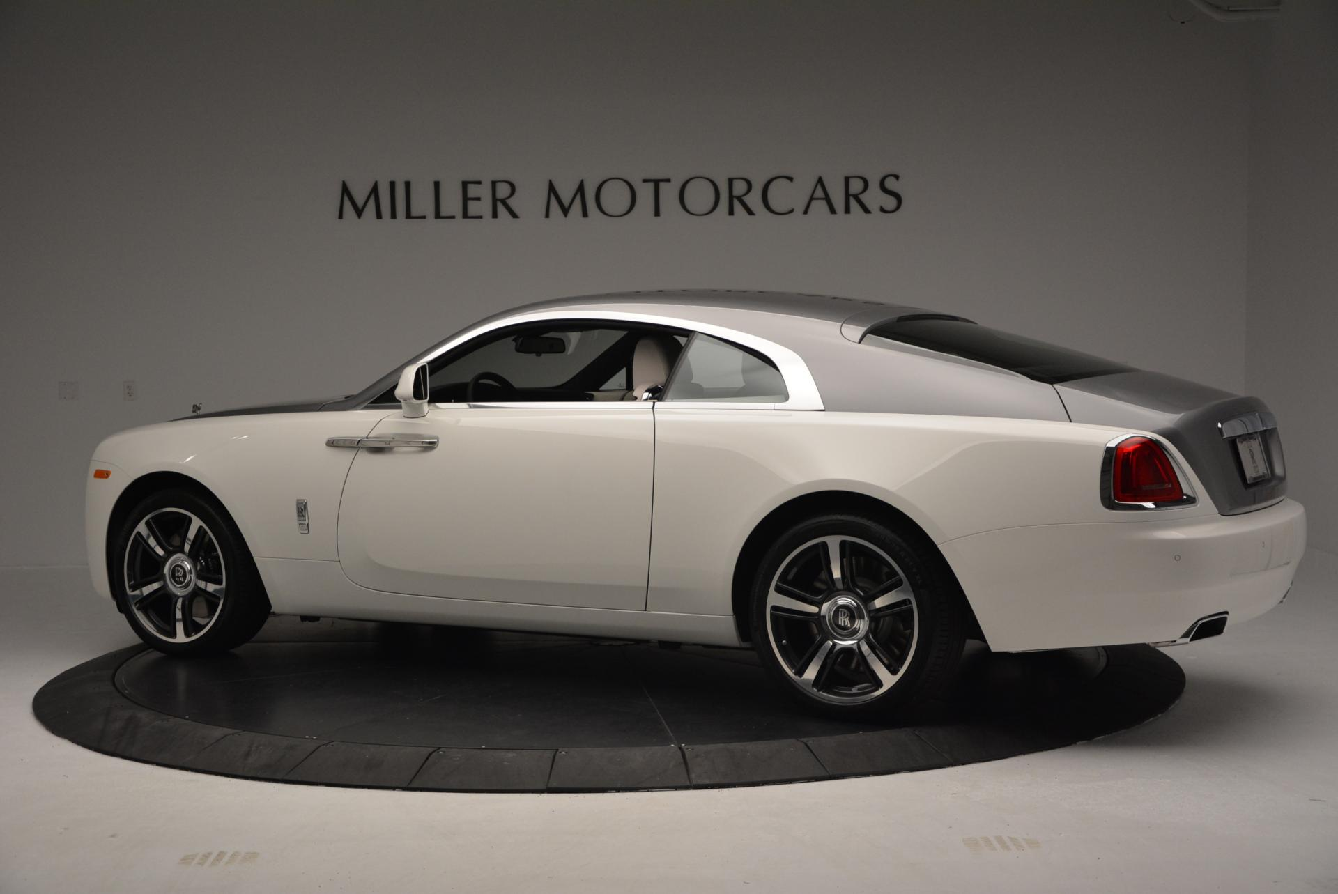 Used 2016 Rolls-Royce Wraith  For Sale In Westport, CT 209_p4