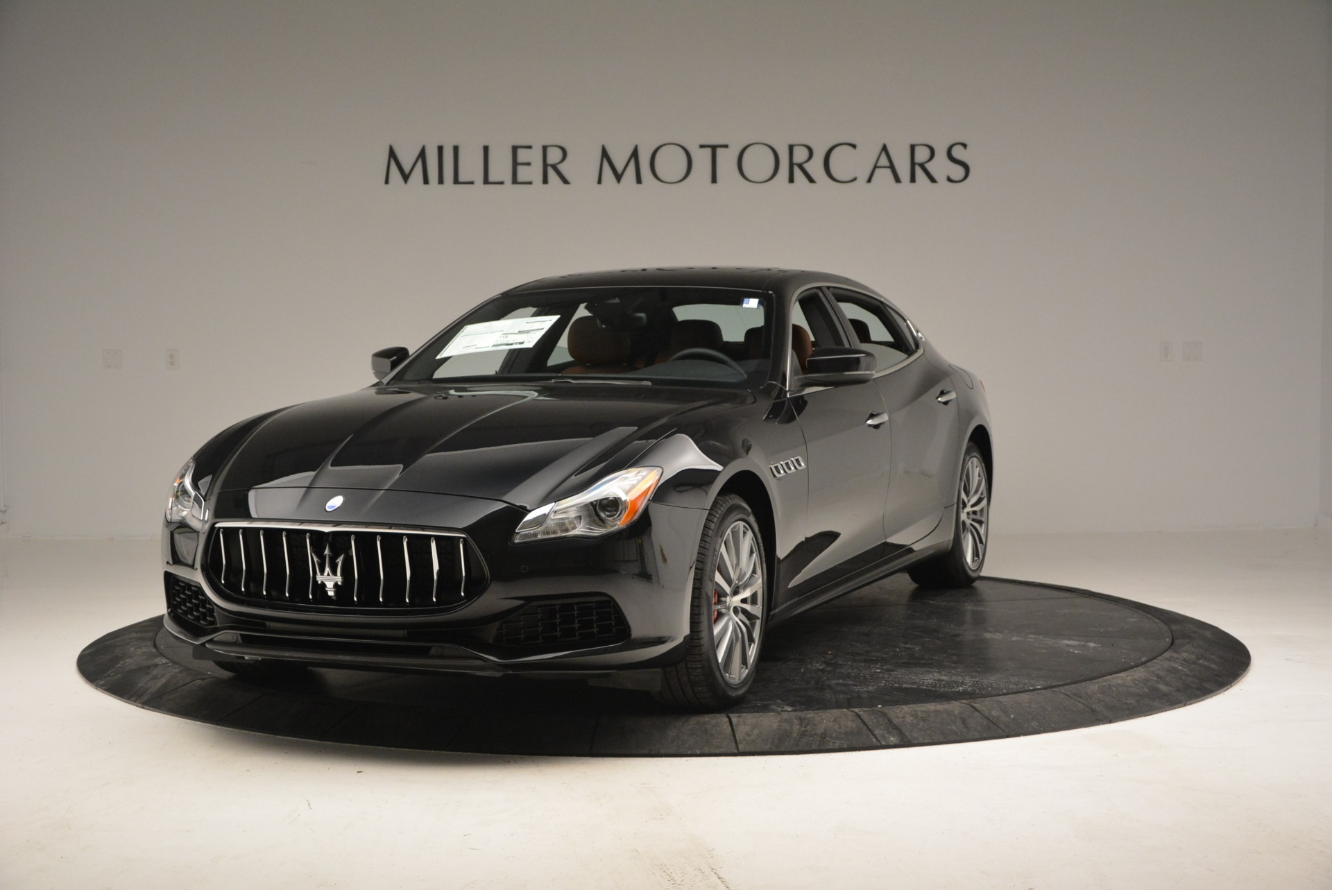 New 2018 Maserati Quattroporte S Q4 For Sale In Westport, CT 2091_main