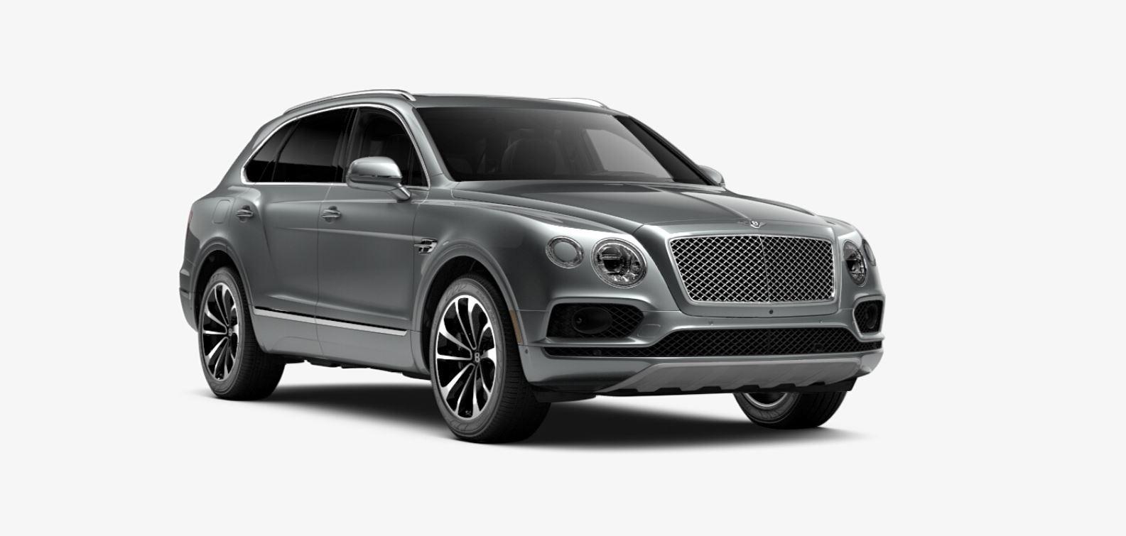 Used 2018 Bentley Bentayga Signature For Sale In Westport, CT 2094_main