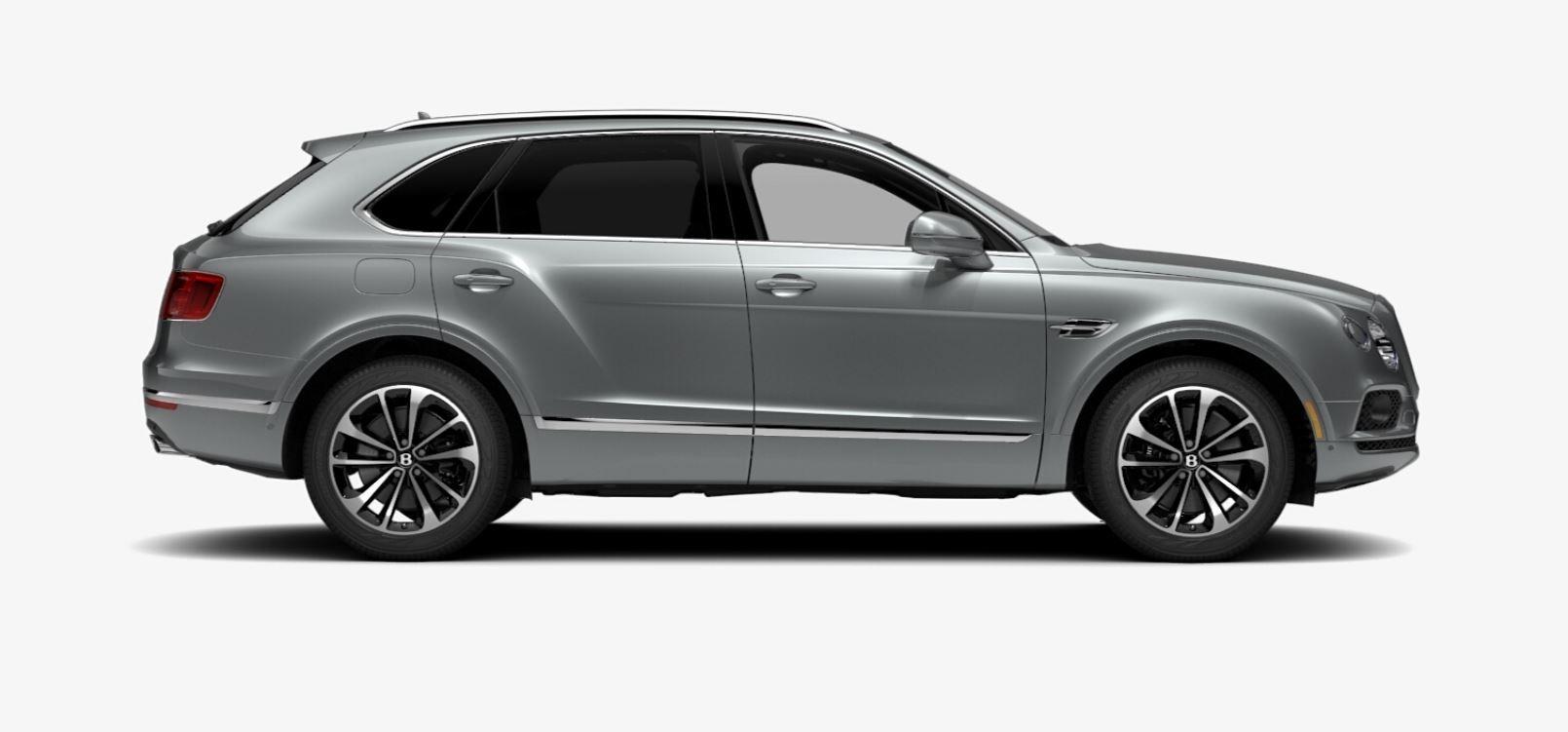 Used 2018 Bentley Bentayga Signature For Sale In Westport, CT 2094_p2