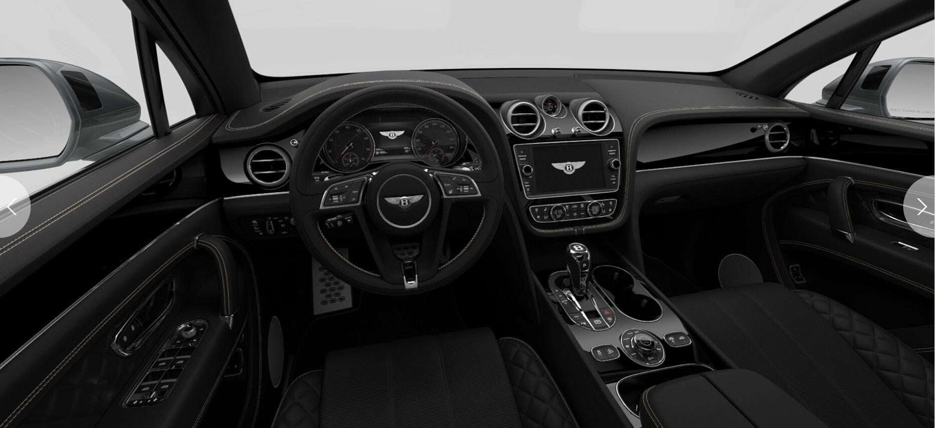 Used 2018 Bentley Bentayga Signature For Sale In Westport, CT 2094_p6