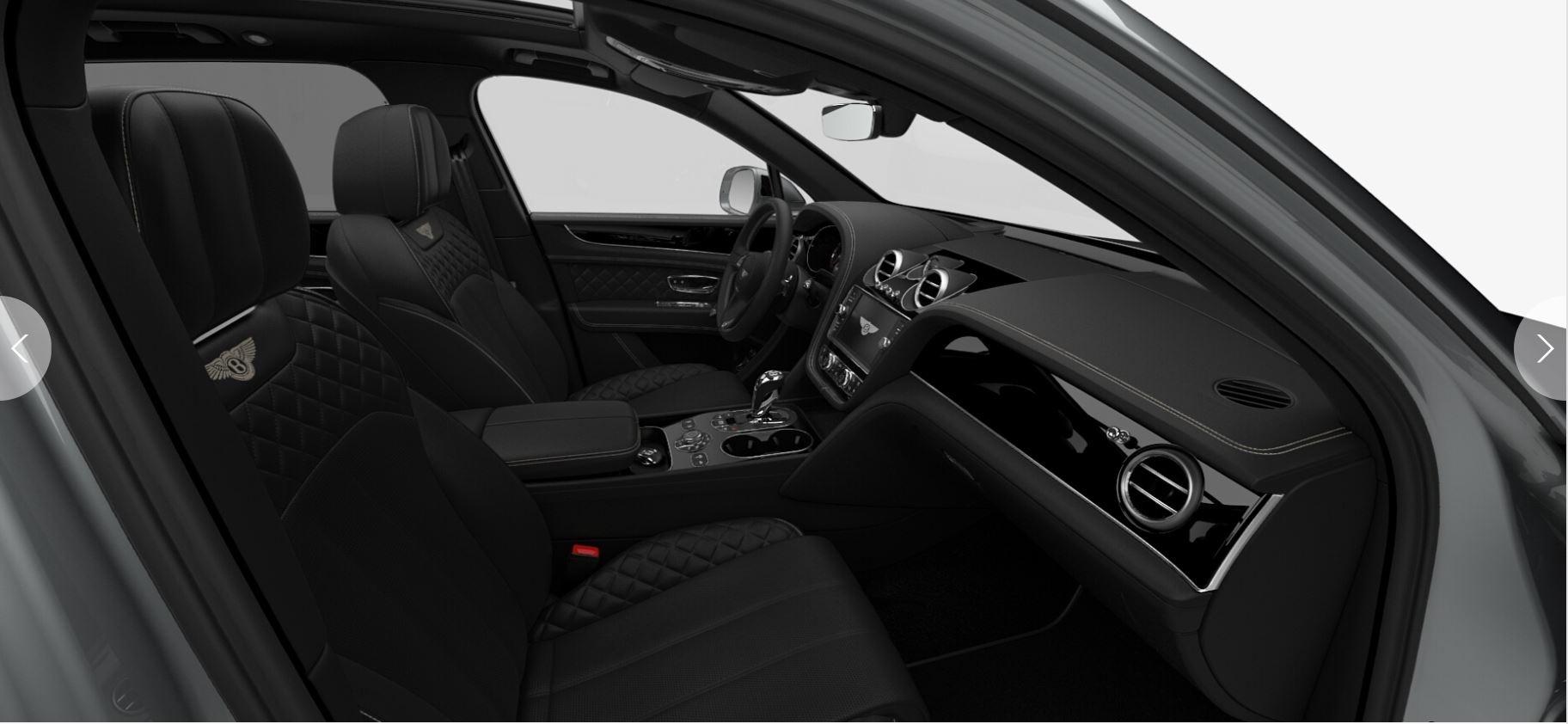 Used 2018 Bentley Bentayga Signature For Sale In Westport, CT 2094_p7