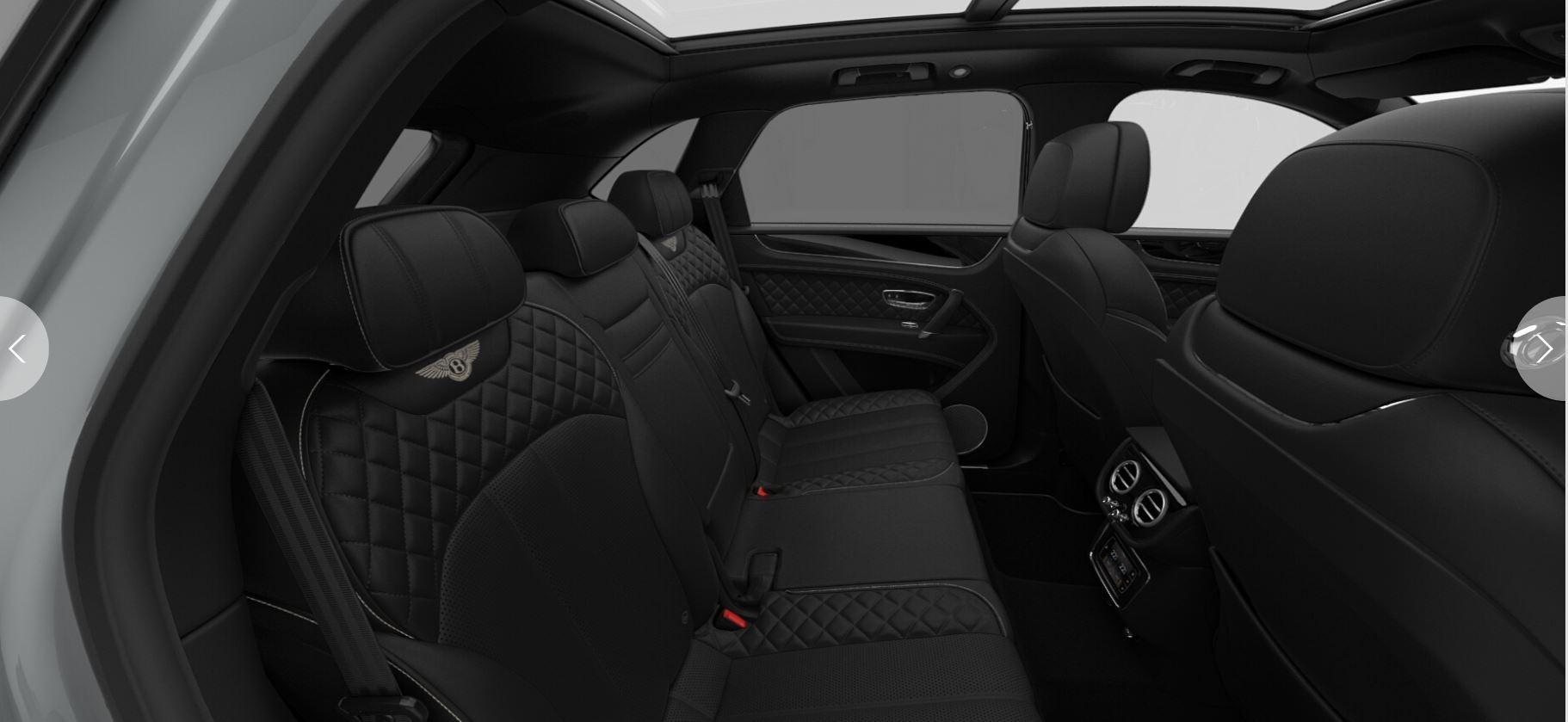 Used 2018 Bentley Bentayga Signature For Sale In Westport, CT 2094_p8