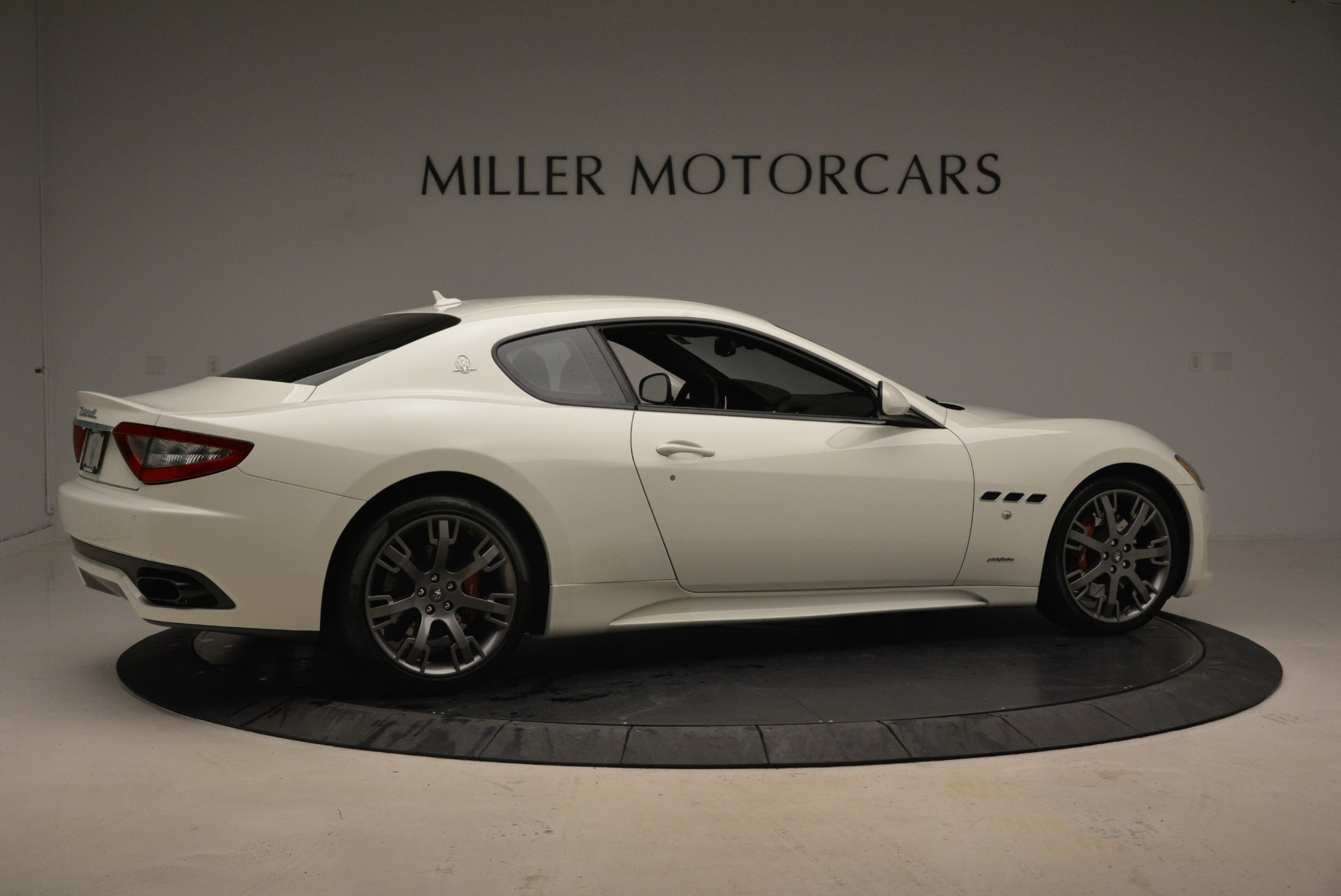 Used 2016 Maserati GranTurismo Sport For Sale In Westport, CT 2095_p10