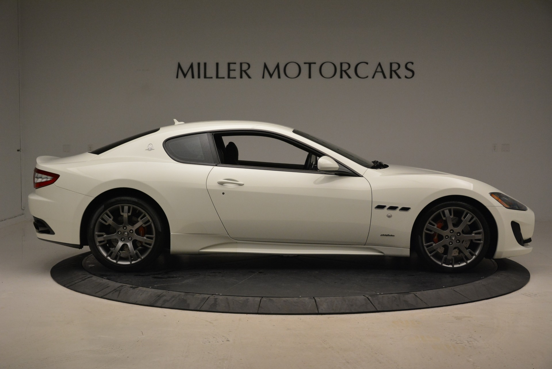 Used 2016 Maserati GranTurismo Sport For Sale In Westport, CT 2095_p11