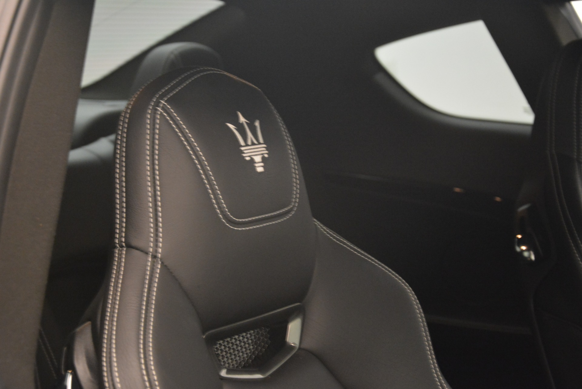Used 2016 Maserati GranTurismo Sport For Sale In Westport, CT 2095_p27