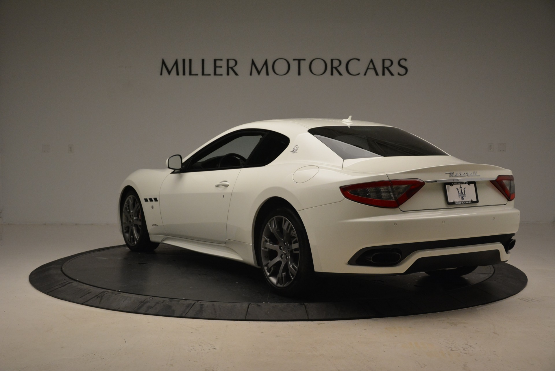 Used 2016 Maserati GranTurismo Sport For Sale In Westport, CT 2095_p6
