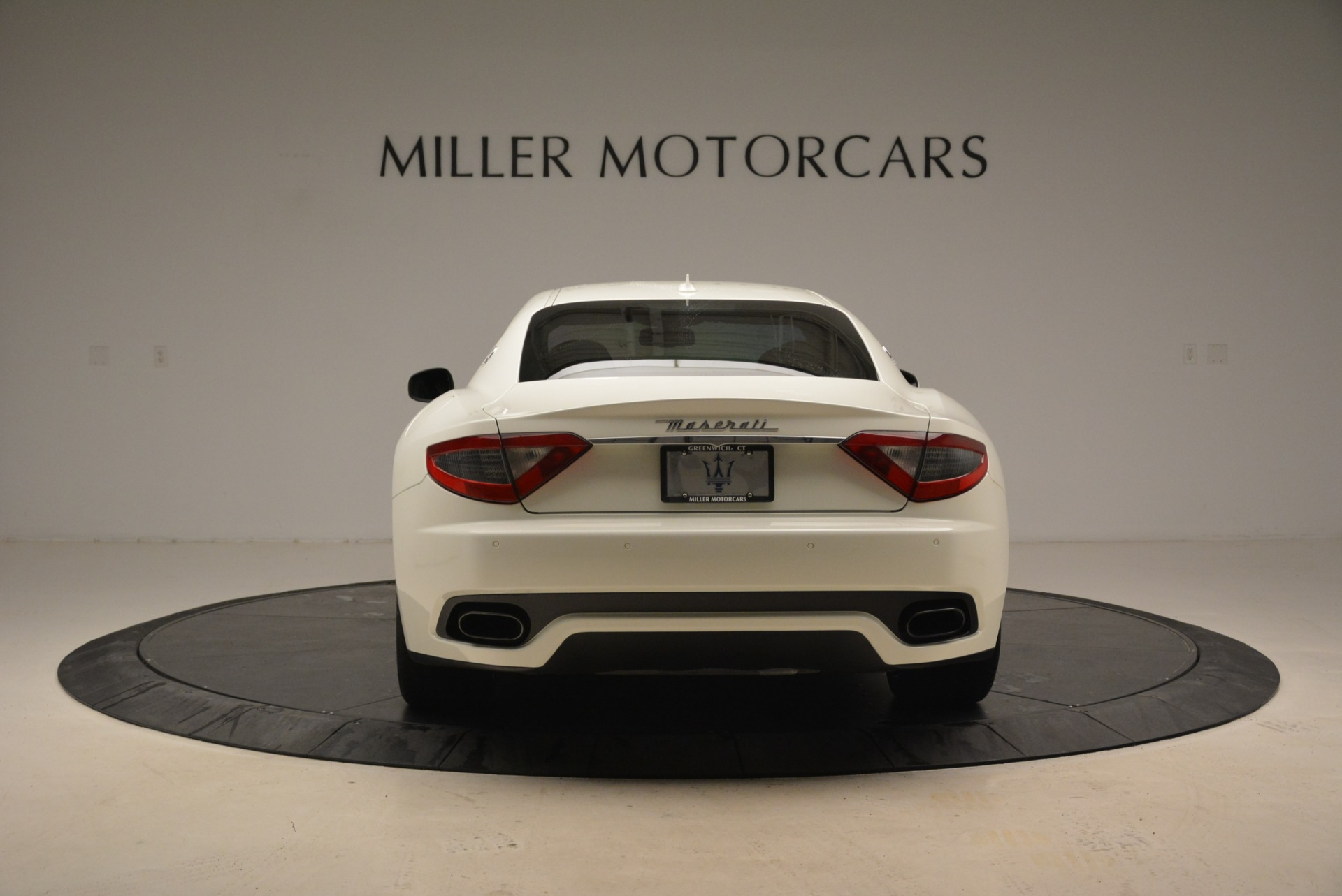 Used 2016 Maserati GranTurismo Sport For Sale In Westport, CT 2095_p7