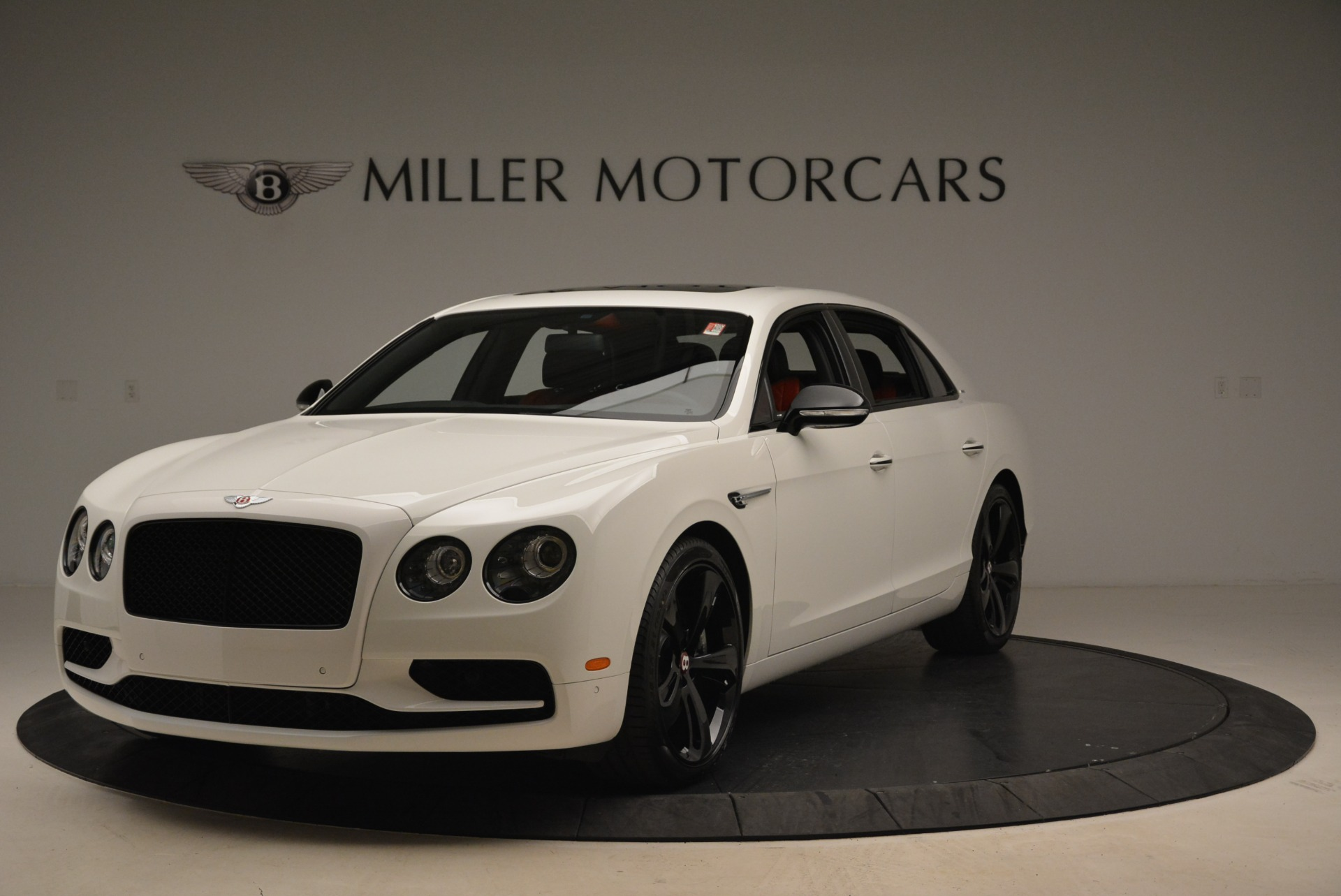 Used 2018 Bentley Flying Spur V8 S Black Edition For Sale In Westport, CT 2096_main