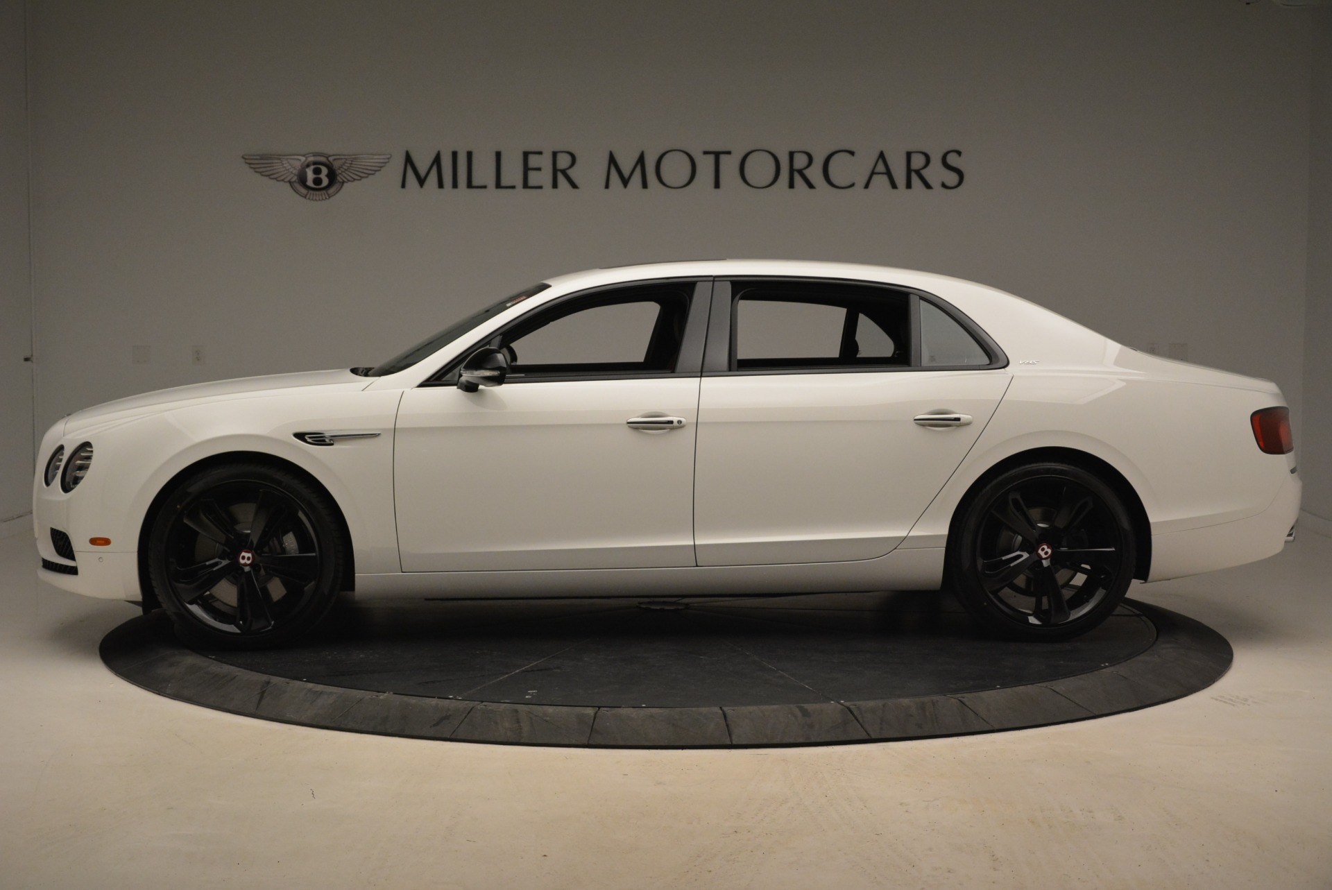 Used 2018 Bentley Flying Spur V8 S Black Edition For Sale In Westport, CT 2096_p3