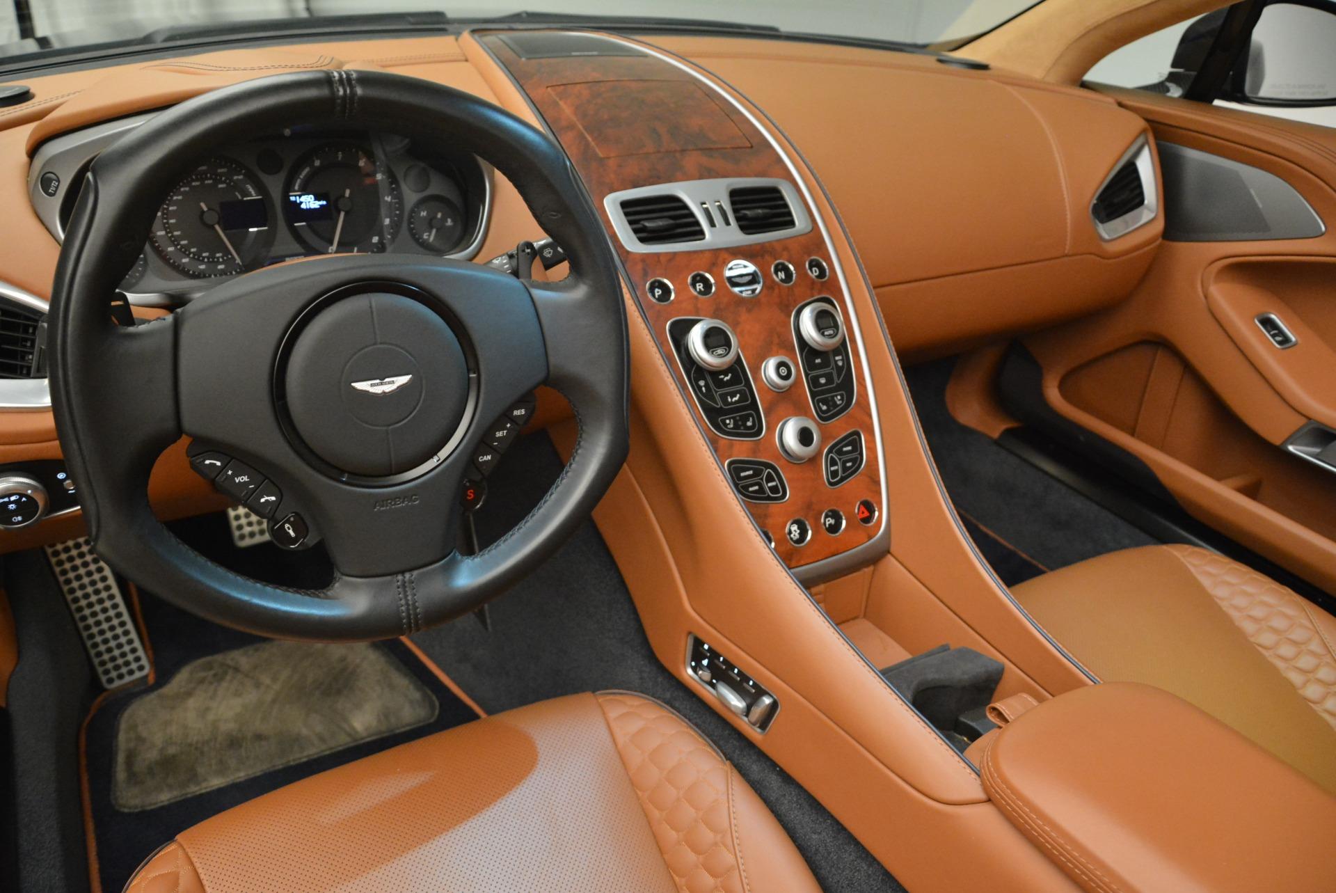 Used 2014 Aston Martin Vanquish Volante For Sale In Westport, CT 2097_p22