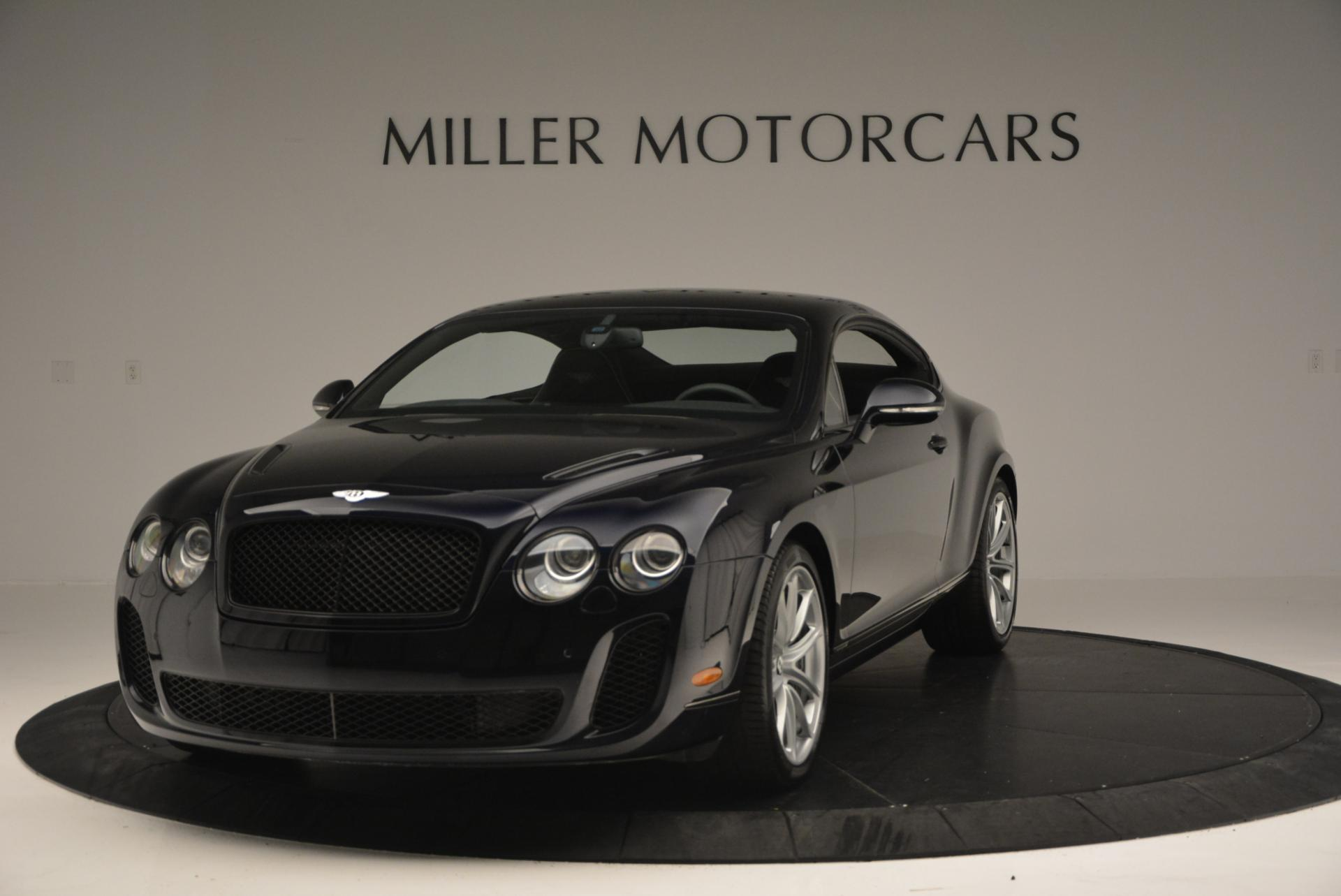 Used 2010 Bentley Continental Supersports  For Sale In Westport, CT 21_main