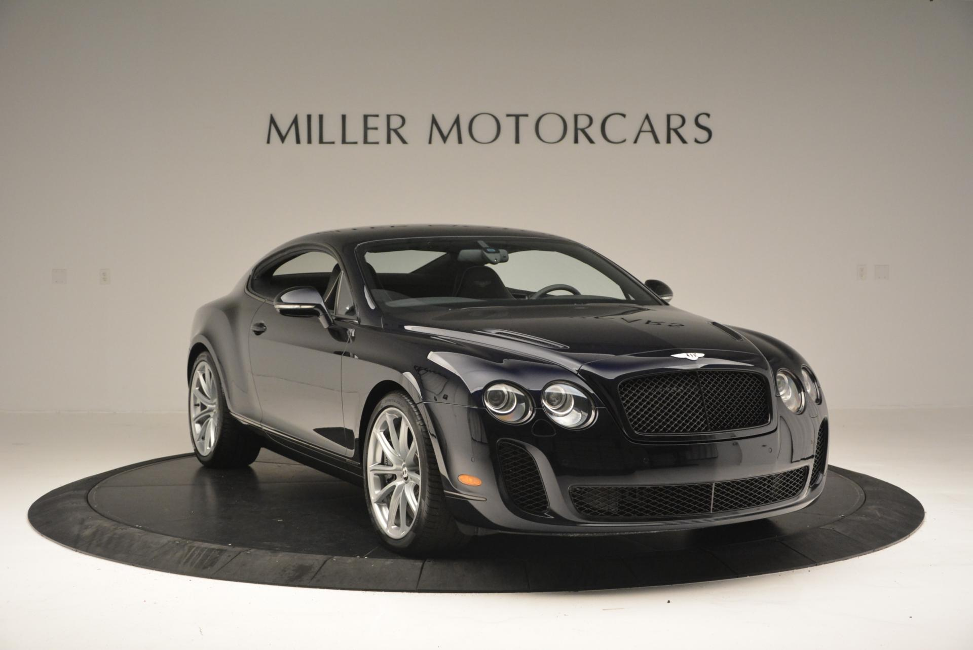 Used 2010 Bentley Continental Supersports  For Sale In Westport, CT 21_p11