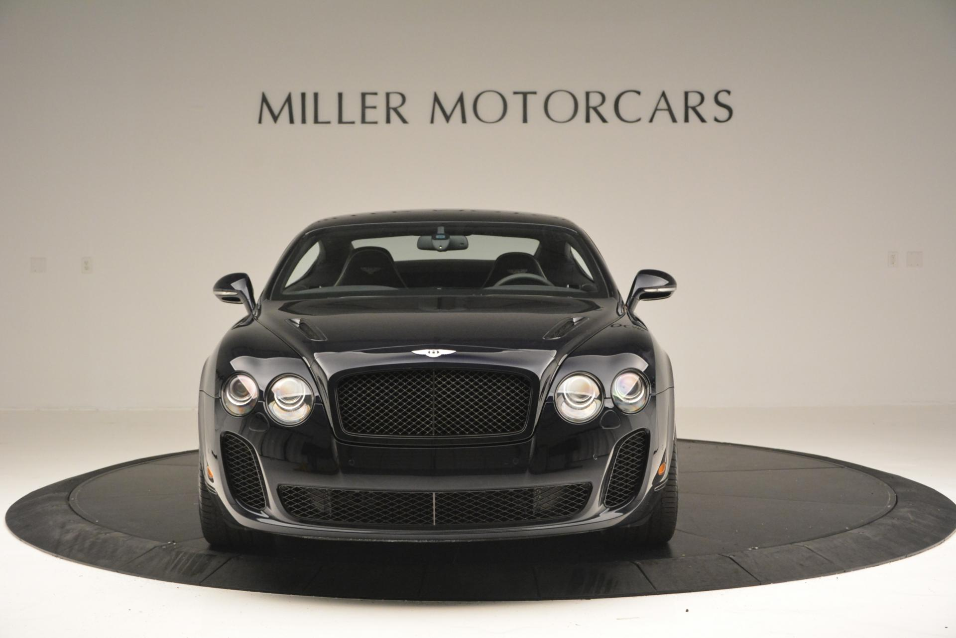 Used 2010 Bentley Continental Supersports  For Sale In Westport, CT 21_p12
