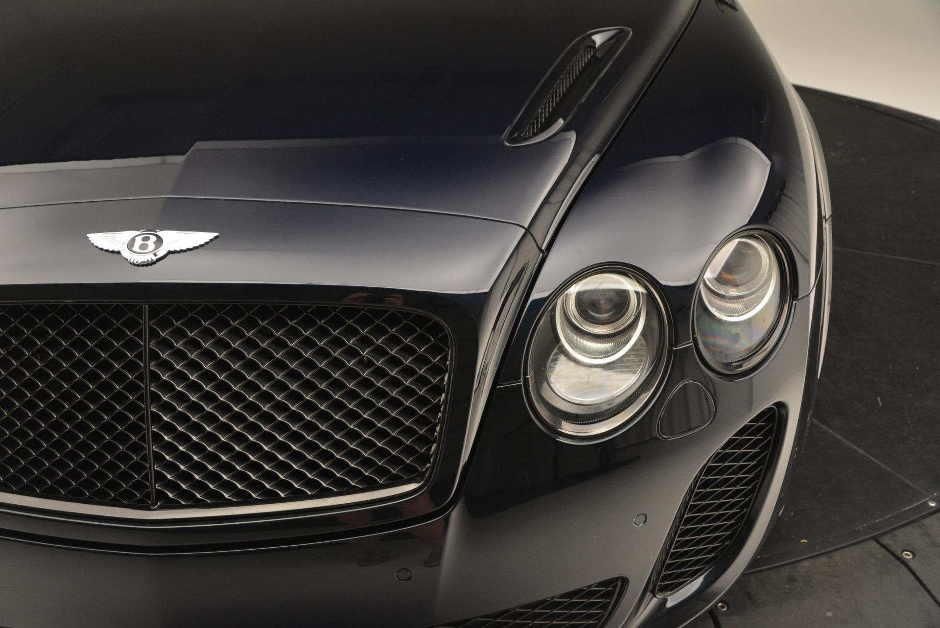Used 2010 Bentley Continental Supersports  For Sale In Westport, CT 21_p14