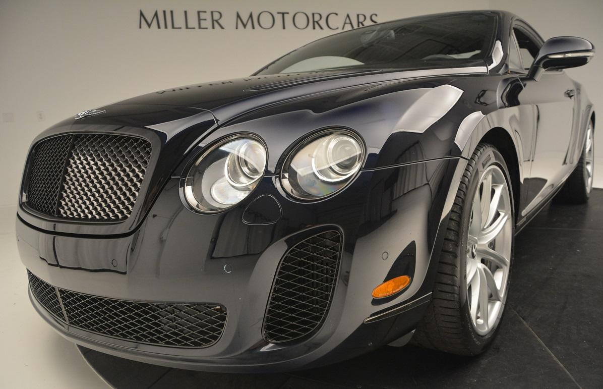 Used 2010 Bentley Continental Supersports  For Sale In Westport, CT 21_p15